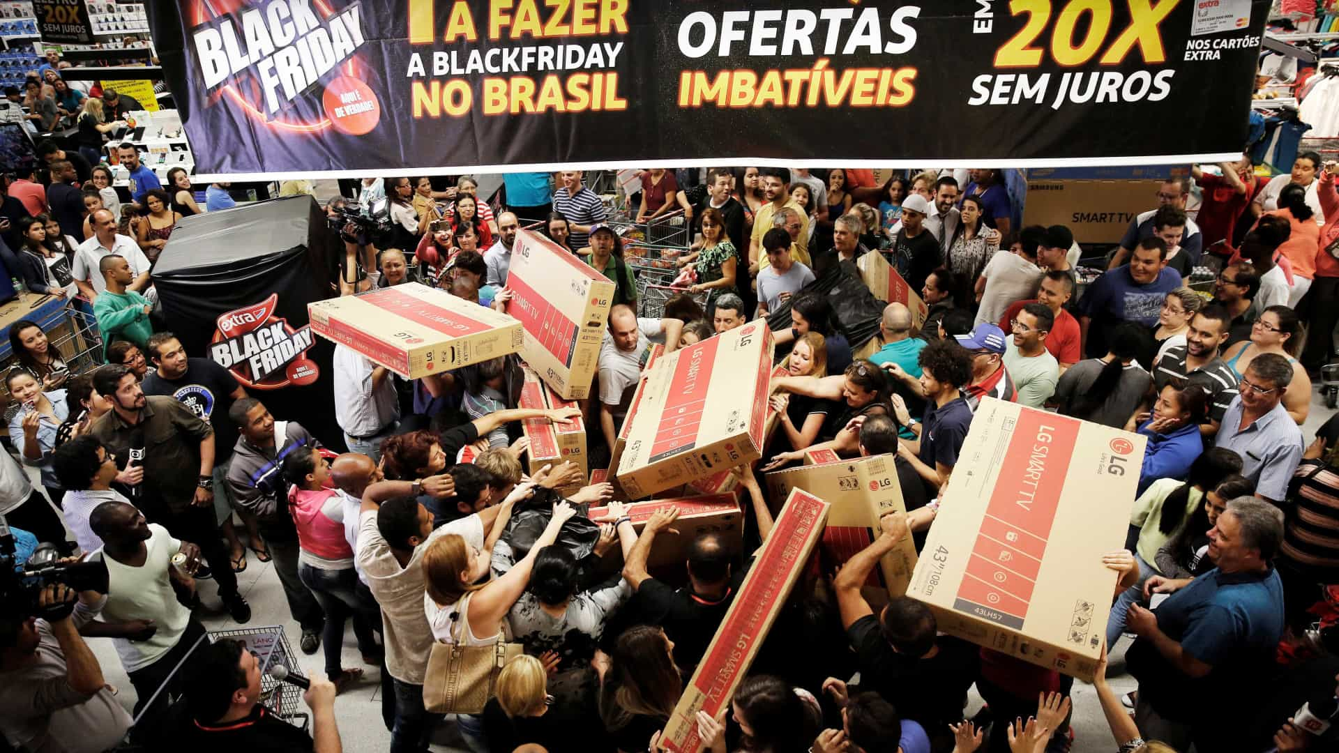 Especialistas alertam para riscos de golpes na Black Friday