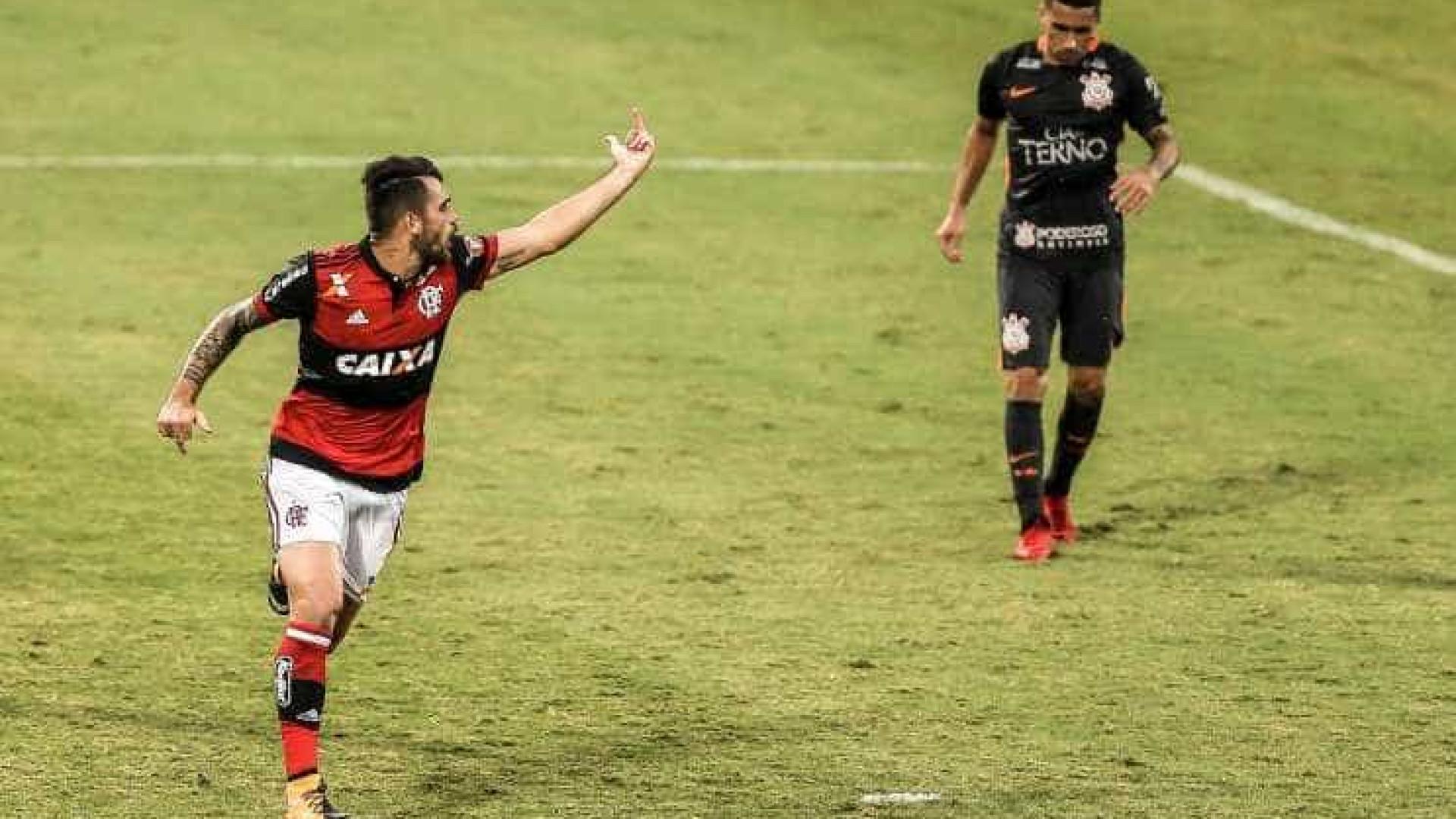 Flamengo x Corinthians: saiba o que a partida vale para as equipes