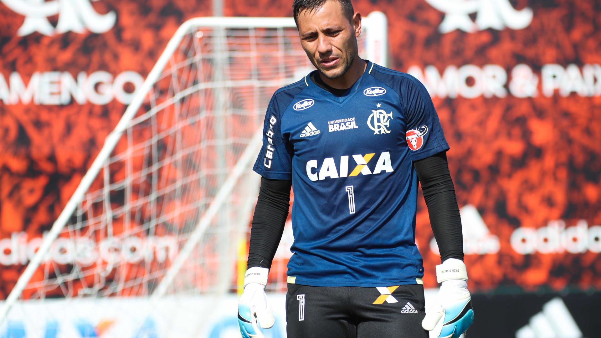 3ece8ec938 Flamengo 2018  um grande time começa com Diego Alves