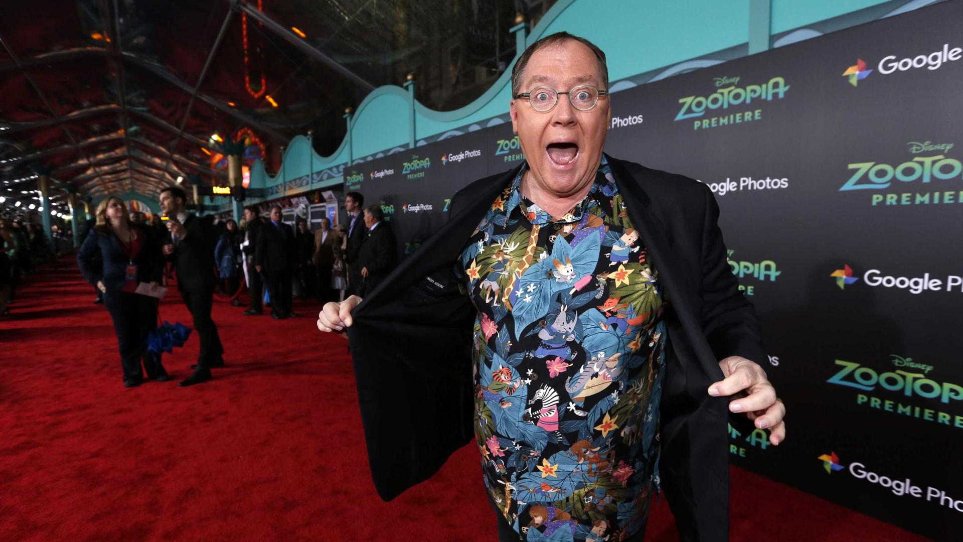 Chefe da Pixar é afastado após acusações de assédio