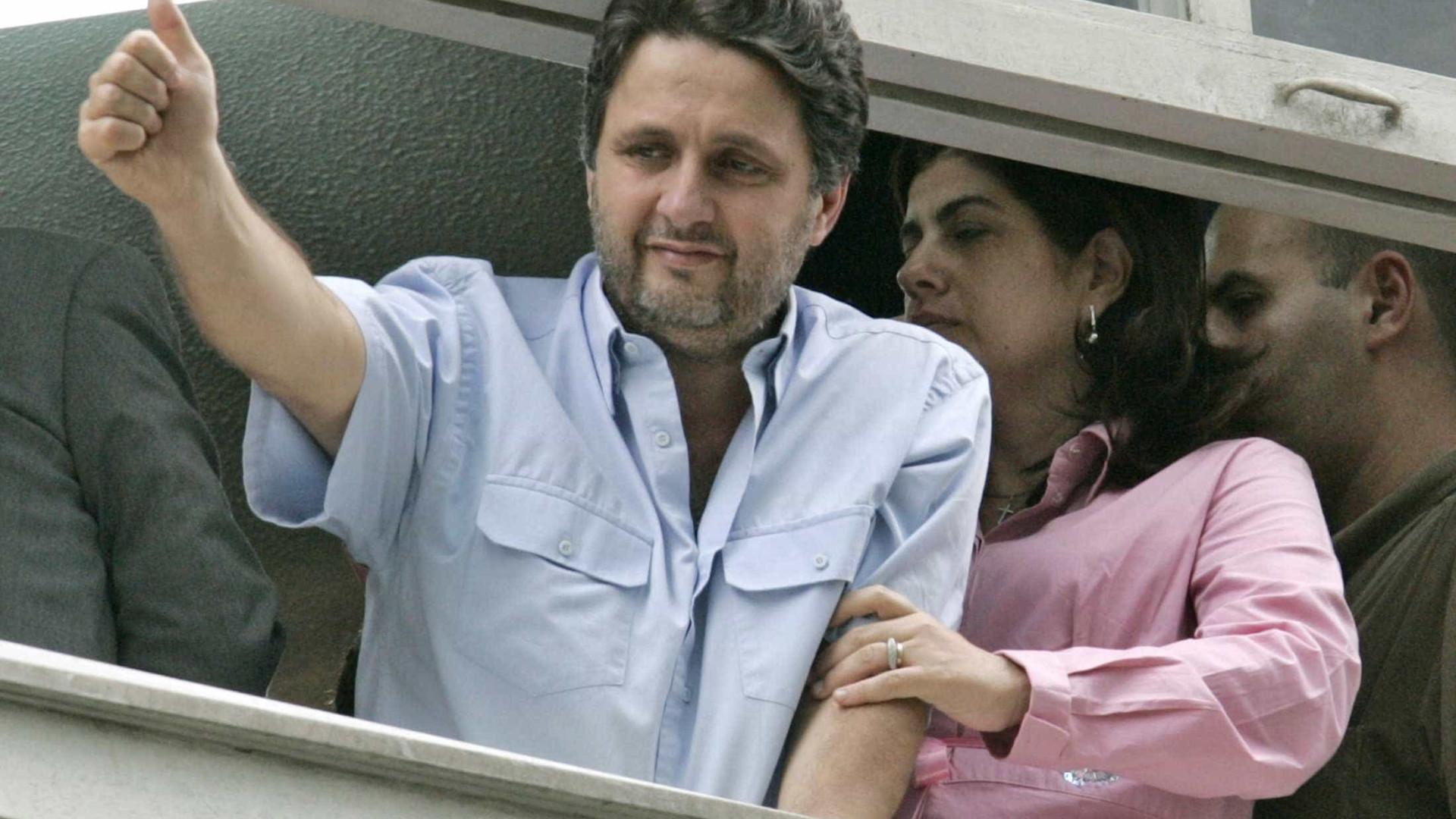 Anthony e Rosinha Garotinho são presos no Rio de Janeiro