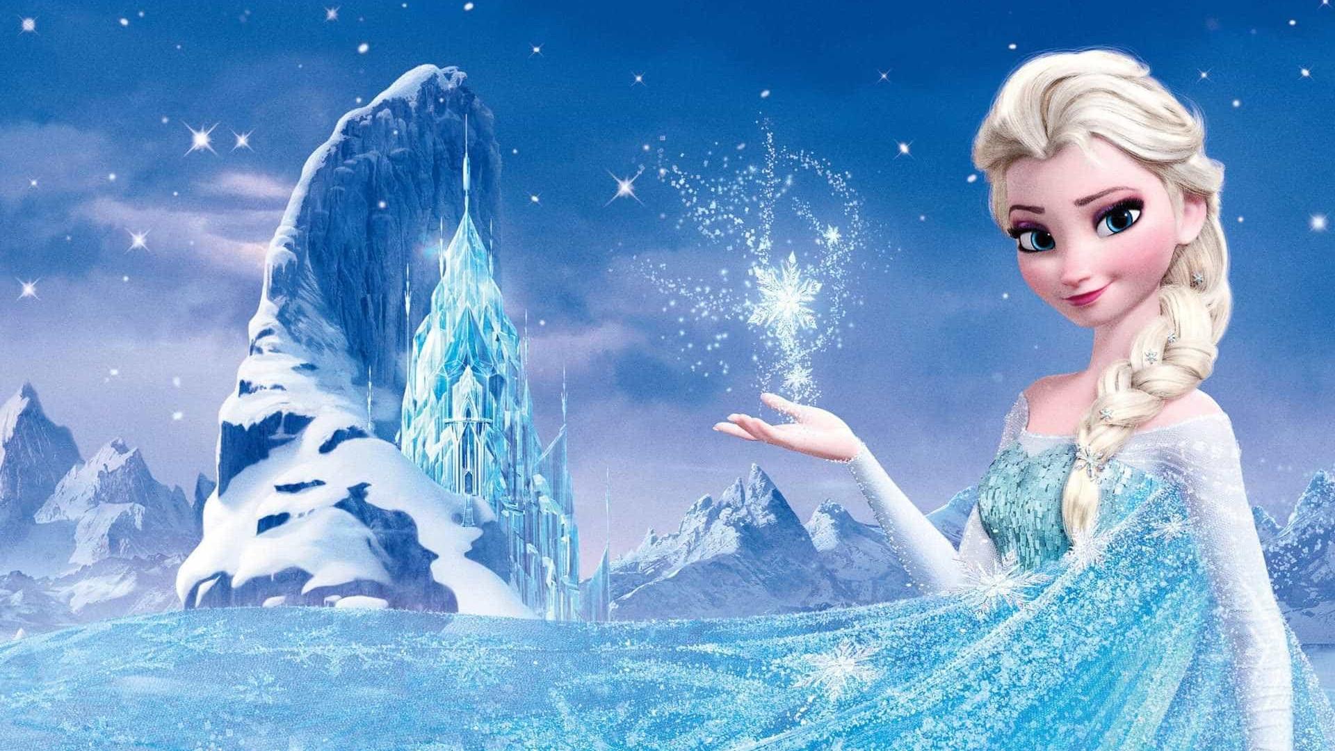 Disney marca para 8 de dezembro estreia do curta de 'Frozen'