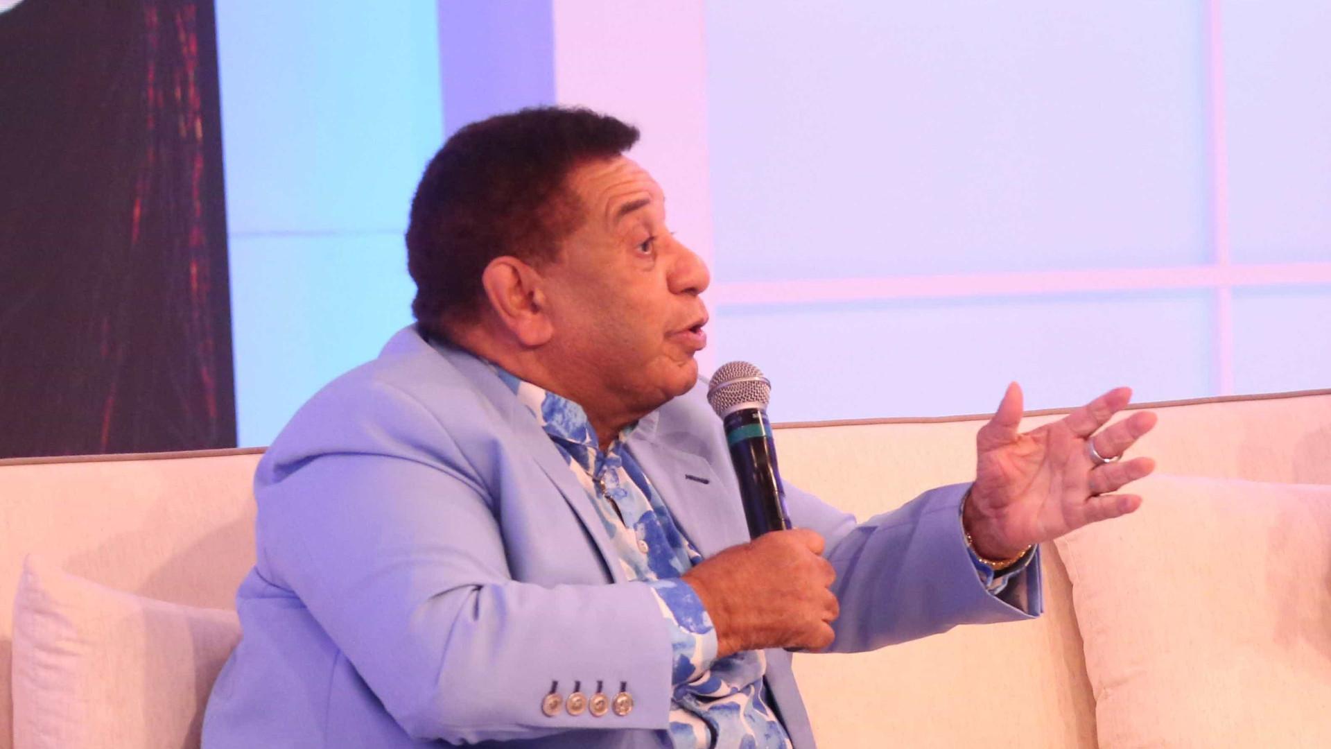 Agnaldo Timóteo desabafa sobre especial de RC: 'Fui discriminado'