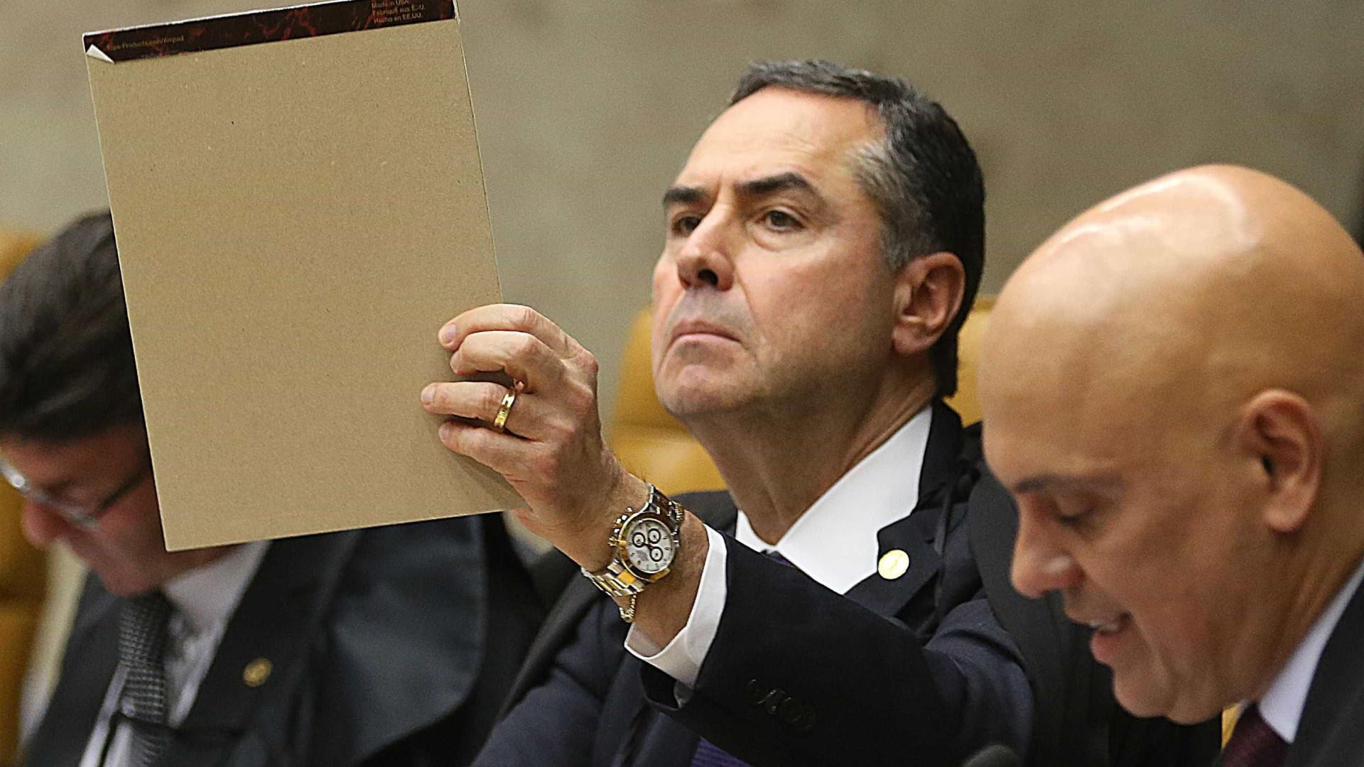 Barroso determina quebra de sigilo de Rocha Loures e coronel Lima — Urgente
