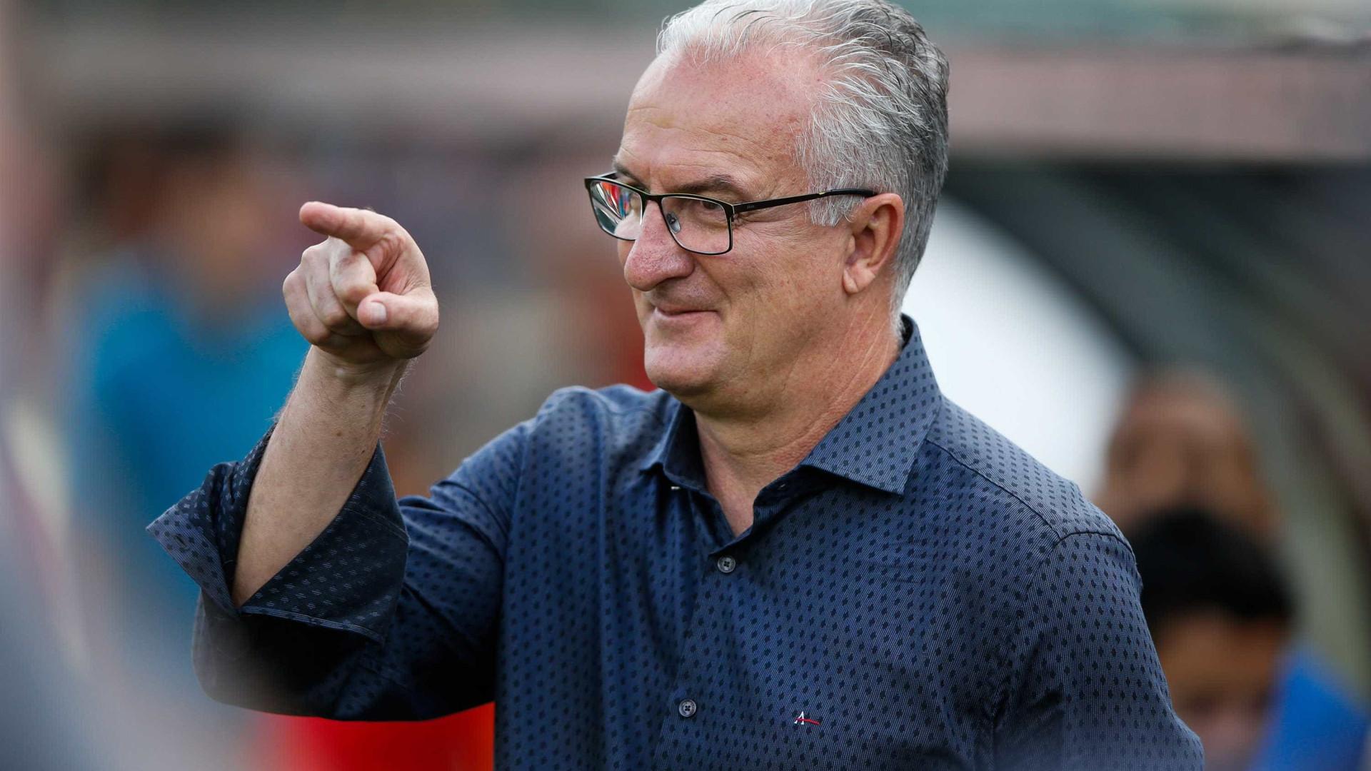 Dorival Júnior é o novo técnico do Flamengo