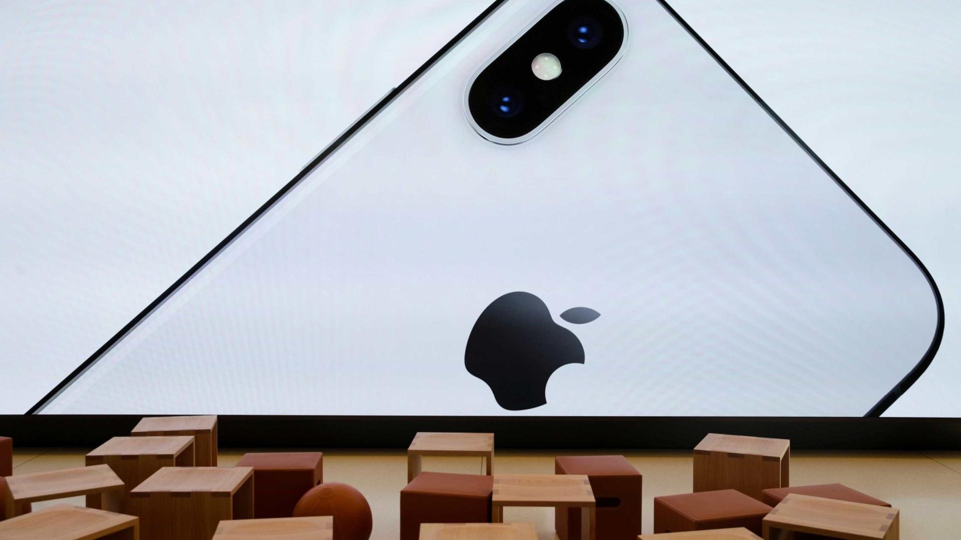 Vendas fracas fazem Apple retomar produção do iPhone X