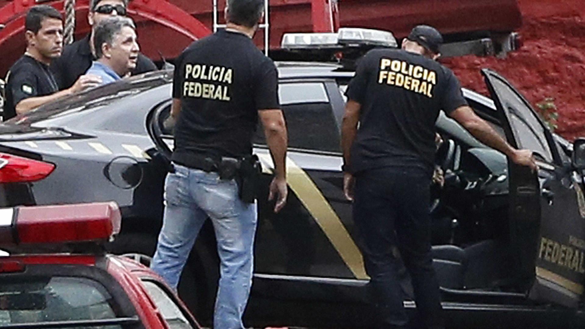 Garotinho afirma ter sido agredido na cadeia após invasão de cela