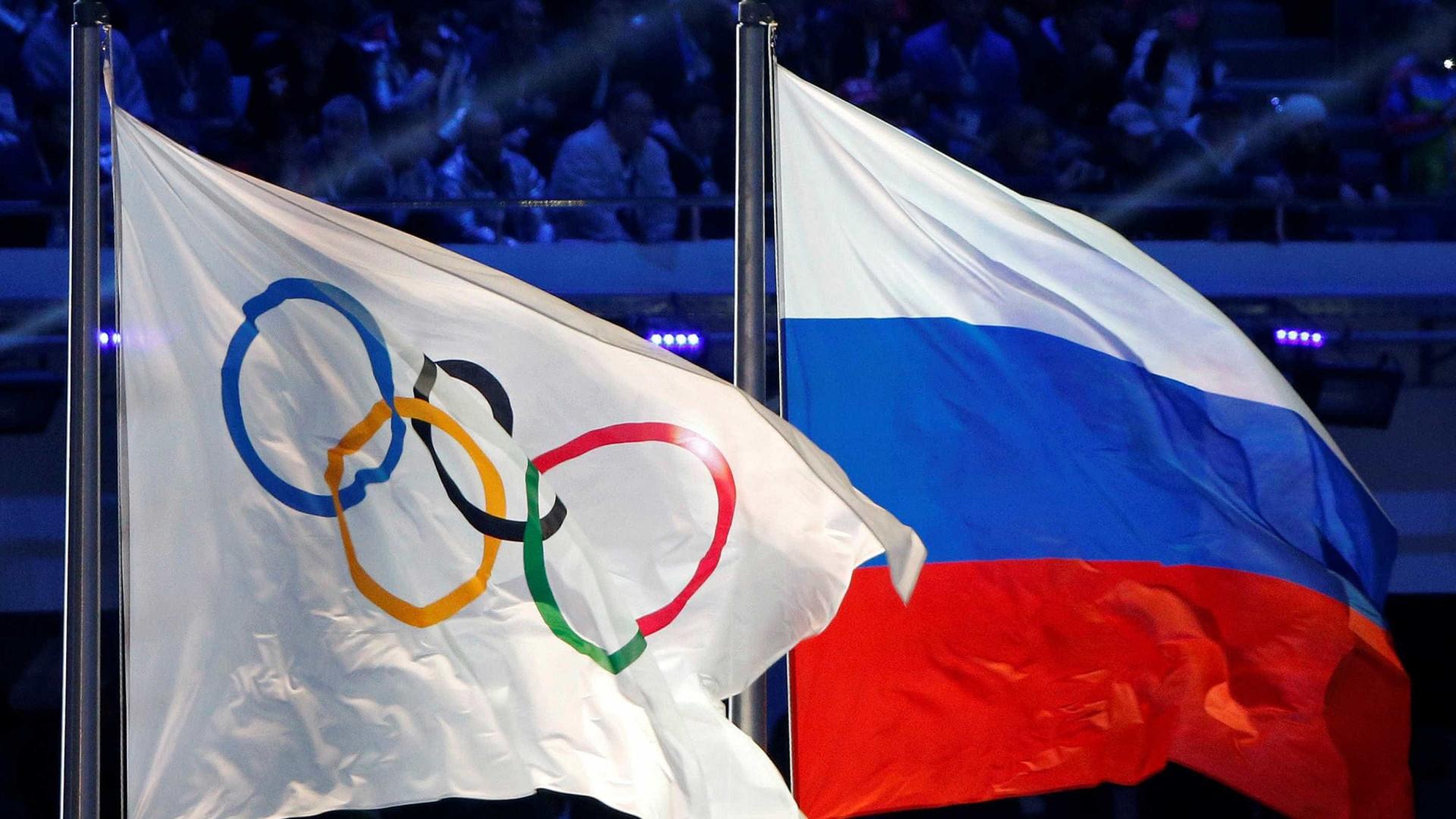 Atletas russos acionam o CAS contra punição por doping