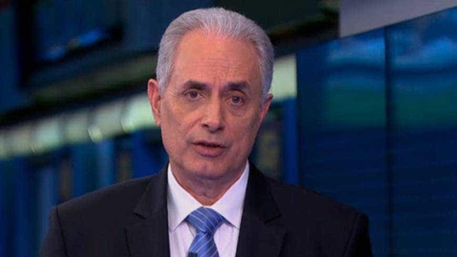 Quase metade dos brasileiros quer Waack demitido, diz pesquisa