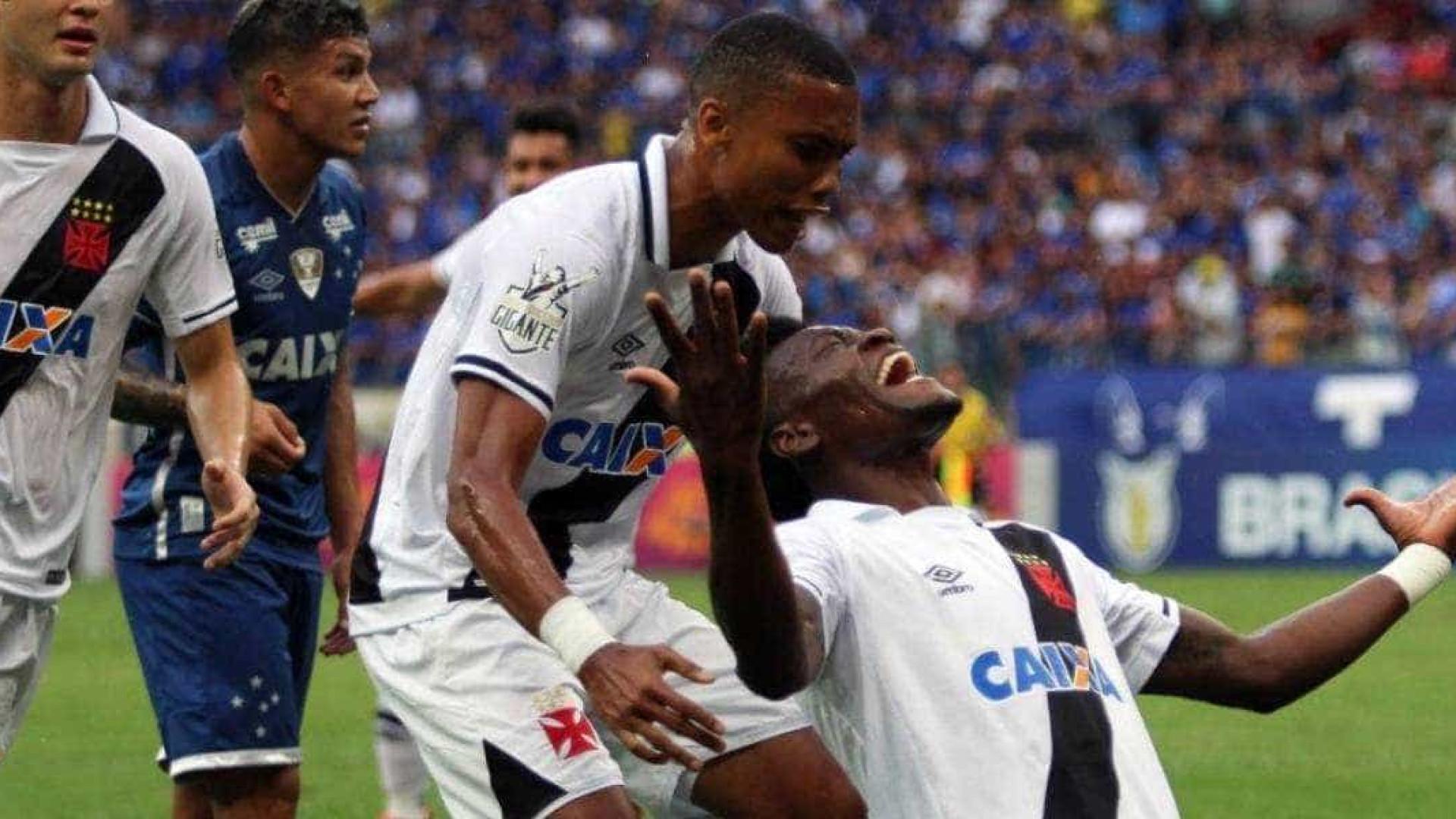 Vasco derrota o Cruzeiro e entra no G-7 do Campeonato Brasileiro