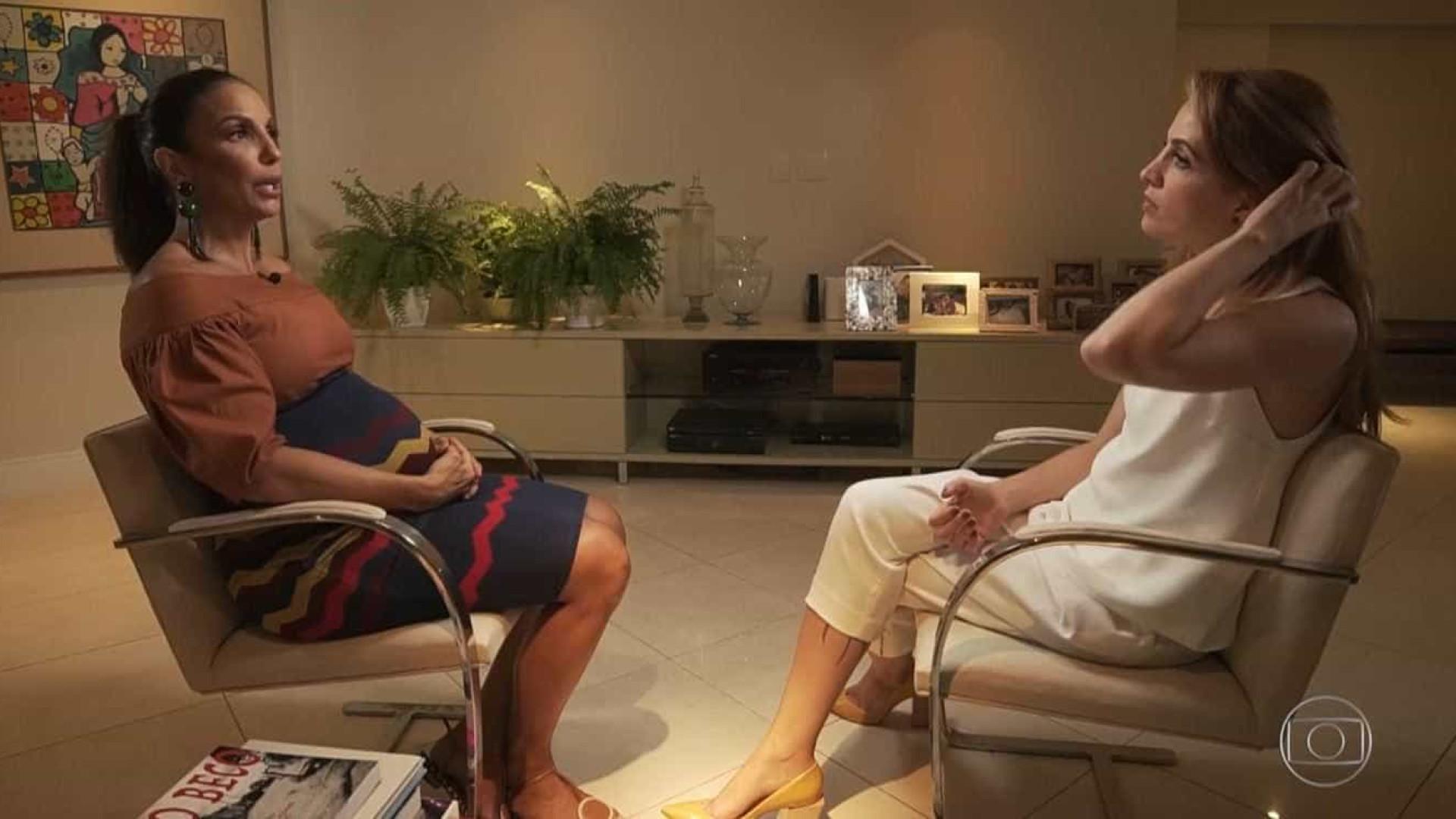 Ivete confessa os detalhes sobre seu tratamento para engravidar