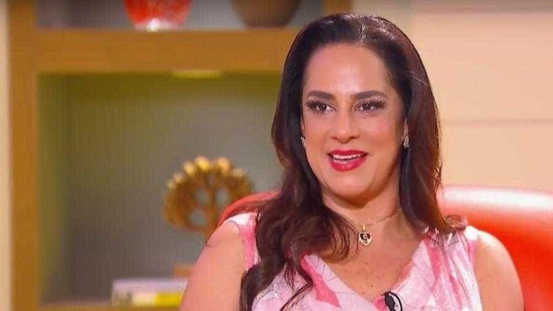 Filha de Silvio Santos, Silvia Abravanel diz como soube que era adotada