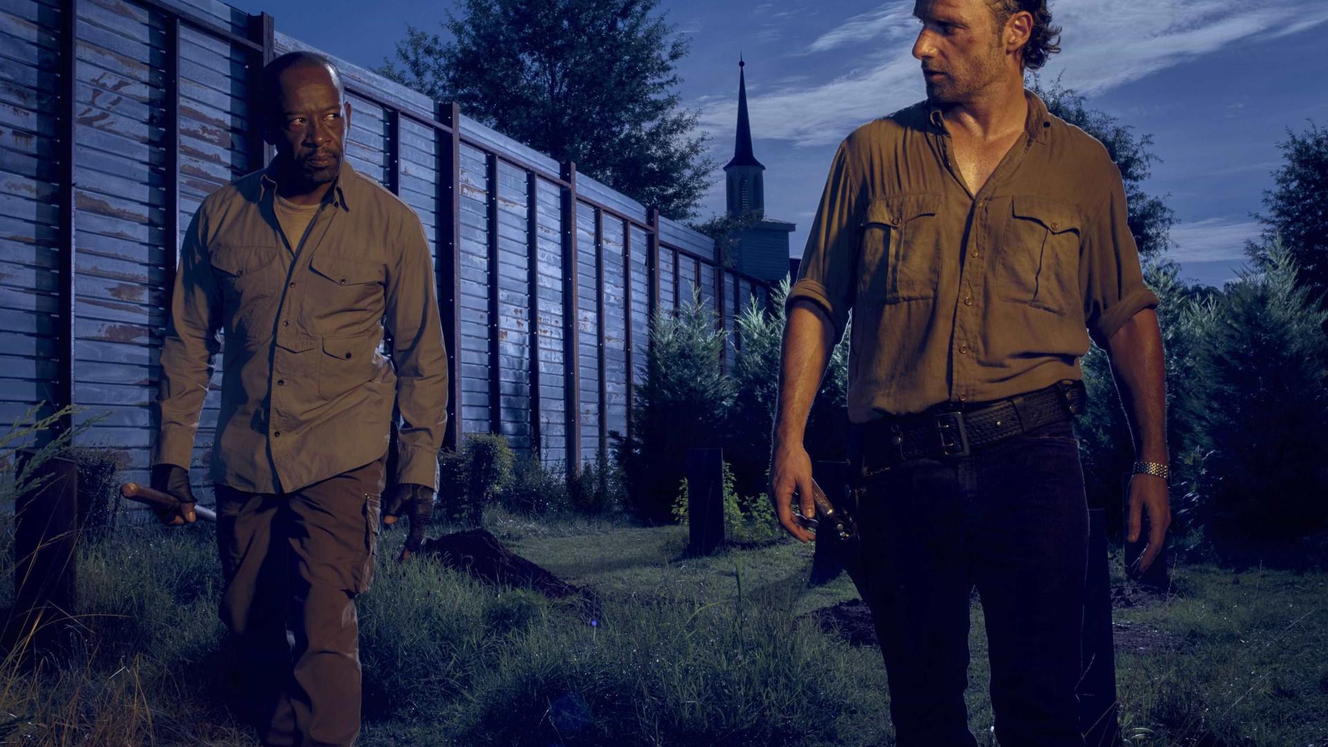'The Walking Dead' é renovado para 9ª temporada