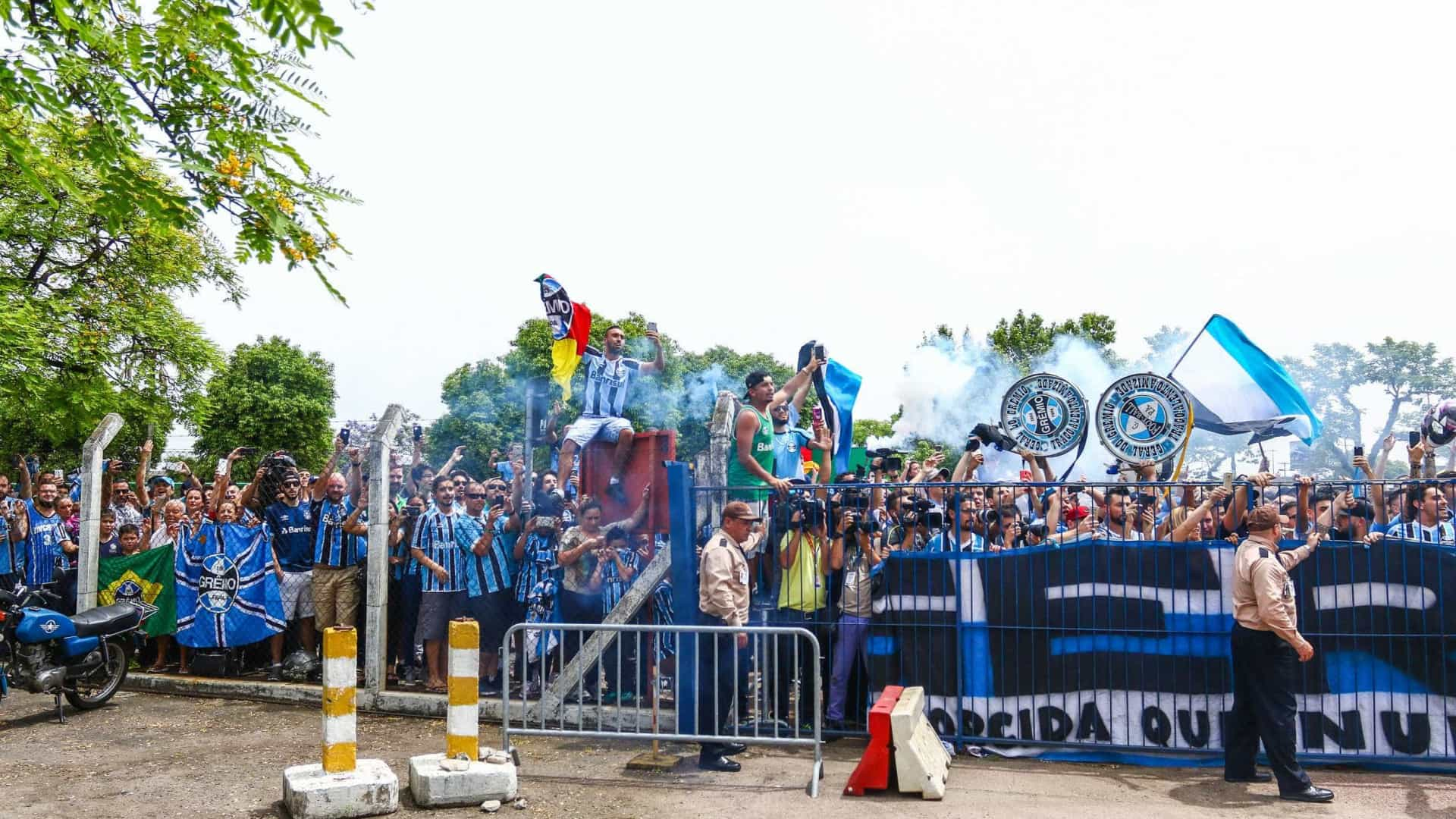 Grêmio teme violência em jogo final na Argentina; torcida terá escolta