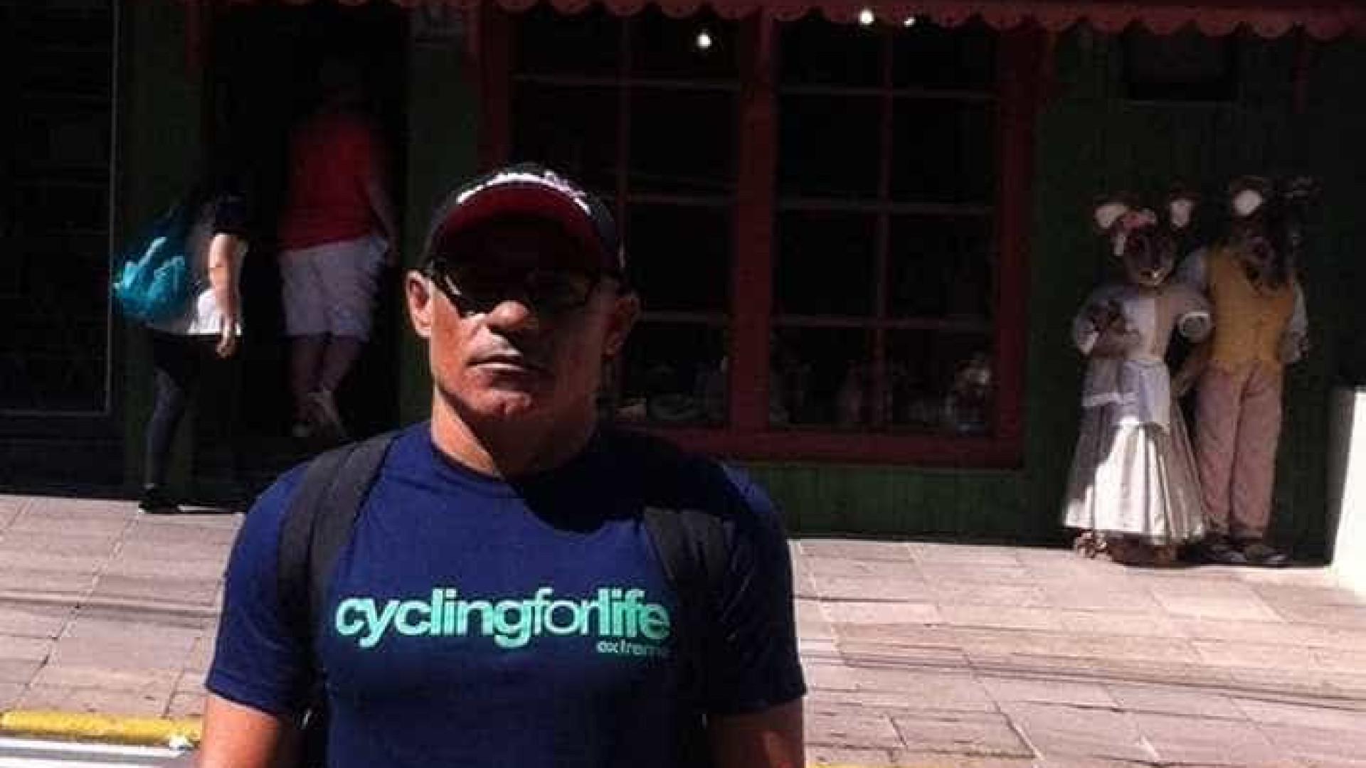 Corpo de triatleta do Ironman é encontrado em praia de Fortaleza