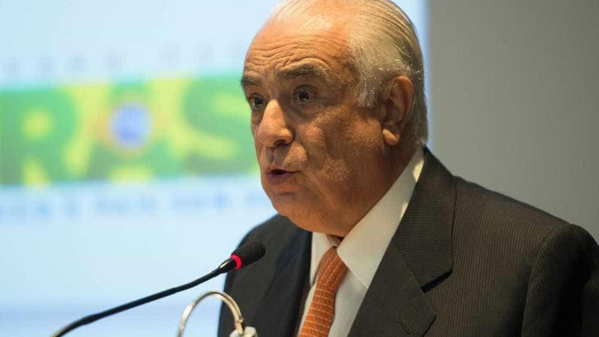 Presidente do PR também vai para a cadeia de Benfica, no Rio