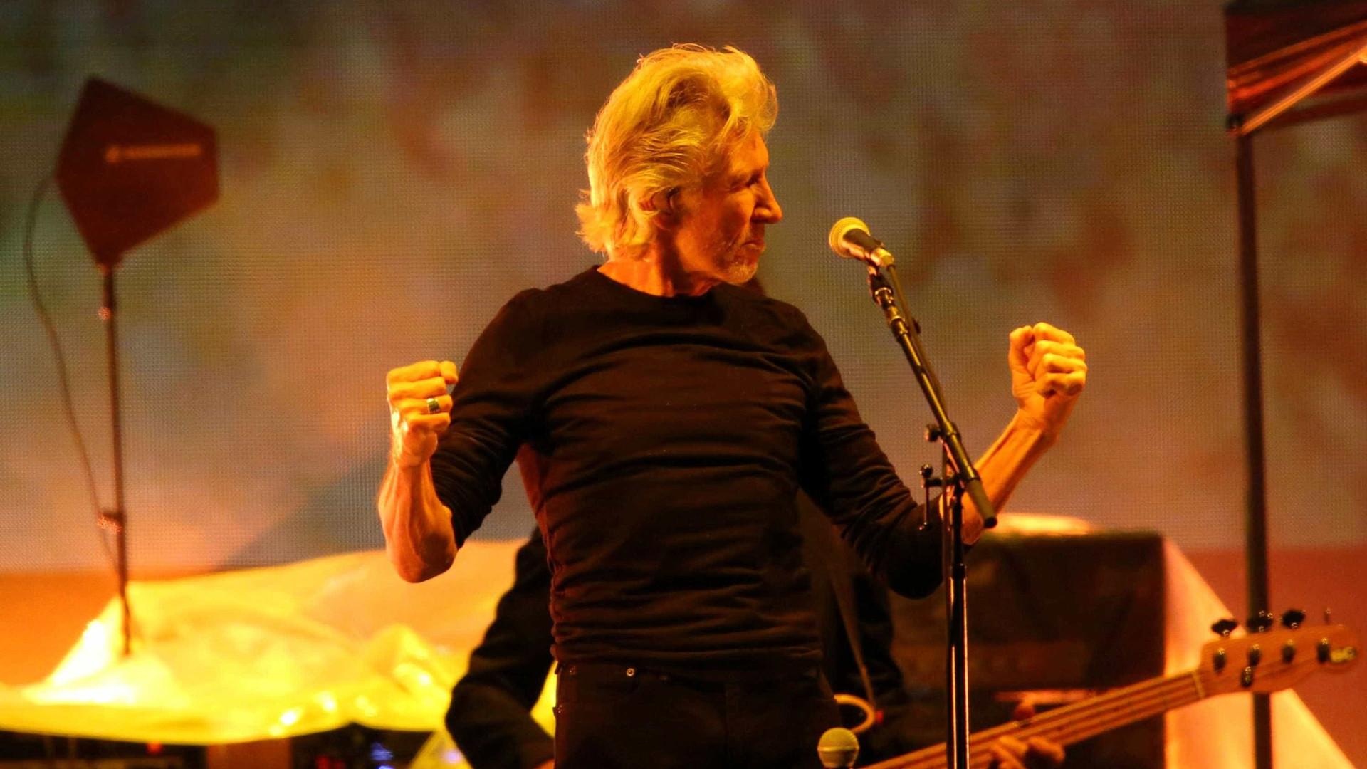Roger Waters fará sete shows no Brasil em outubro de 2018
