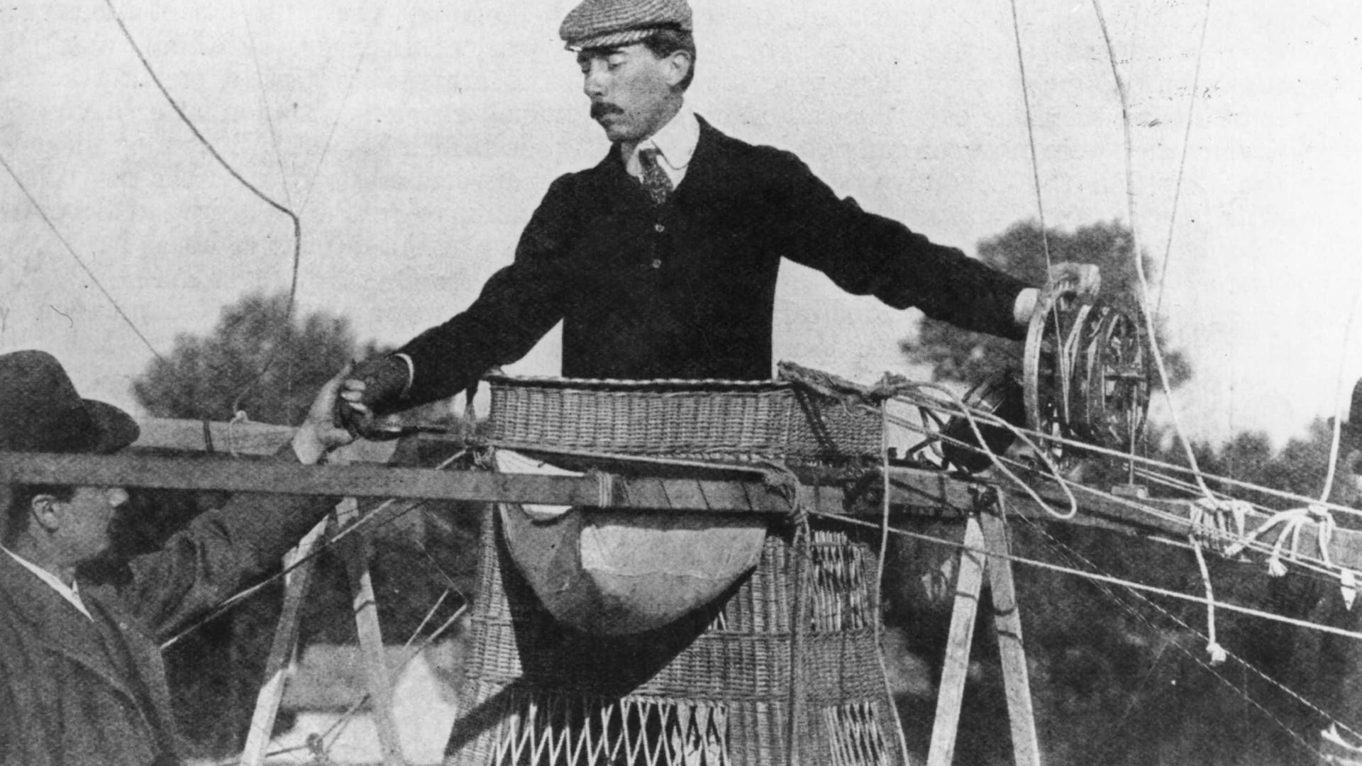 Arquivo Nacional recebe exposição que homenageia Santos Dumont