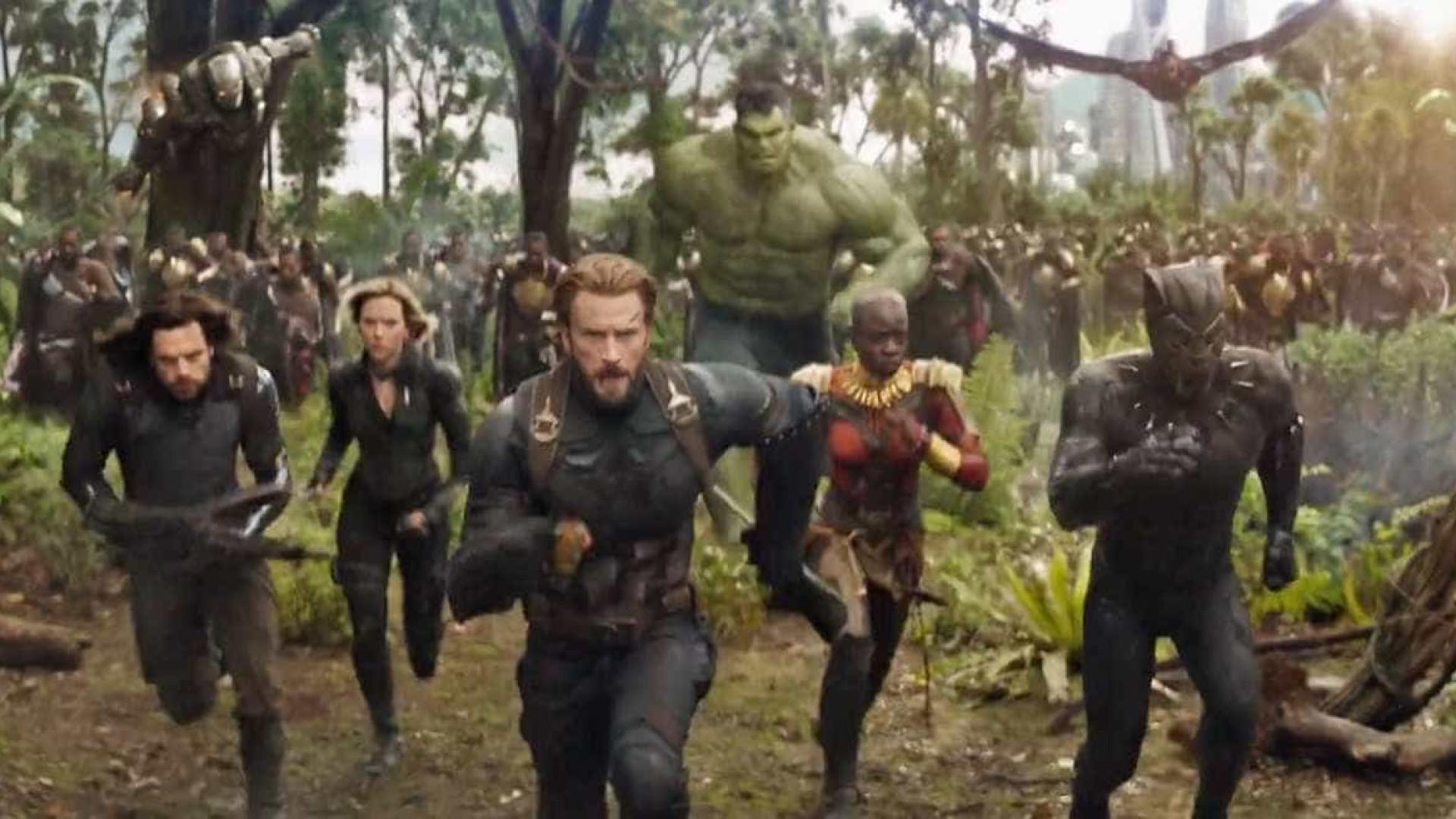 Golpe oferece ingresso grátis para o filme Vingadores: Guerra Infinita