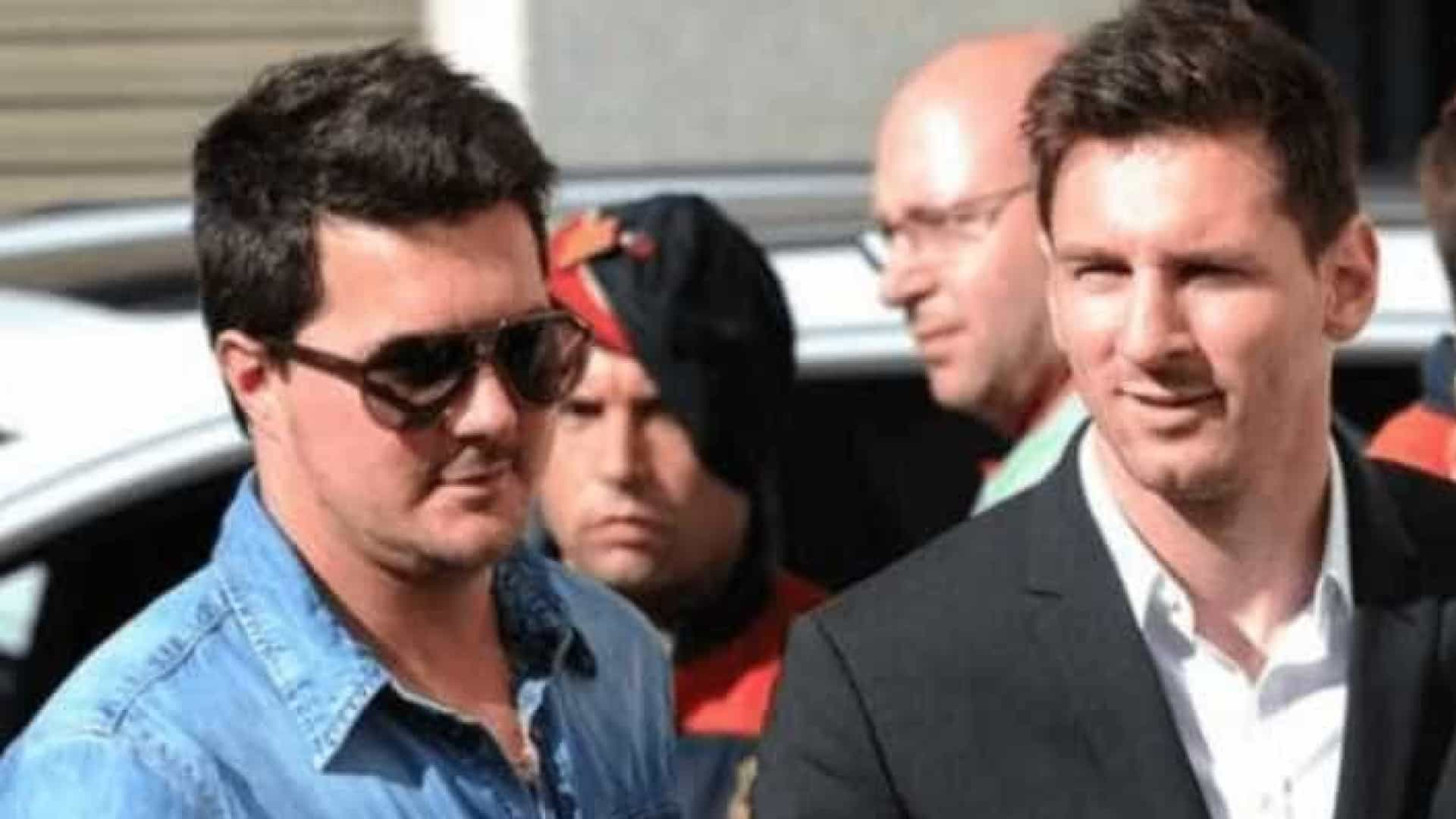 Irmão de Messi vai cumprir prisão domiciliar por posse de arma