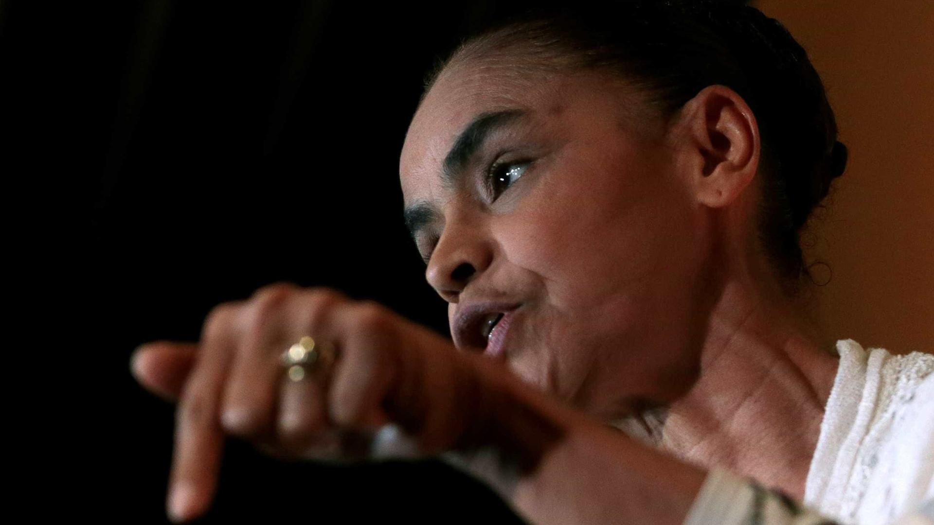Marina Silva diz que PT, PSDB, MDB e DEM precisam de 4 anos sabáticos
