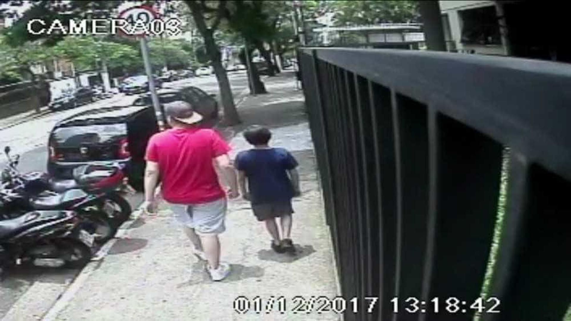 Ladrão leva criança para assaltar casa e causa prejuízo de R$ 140 mil