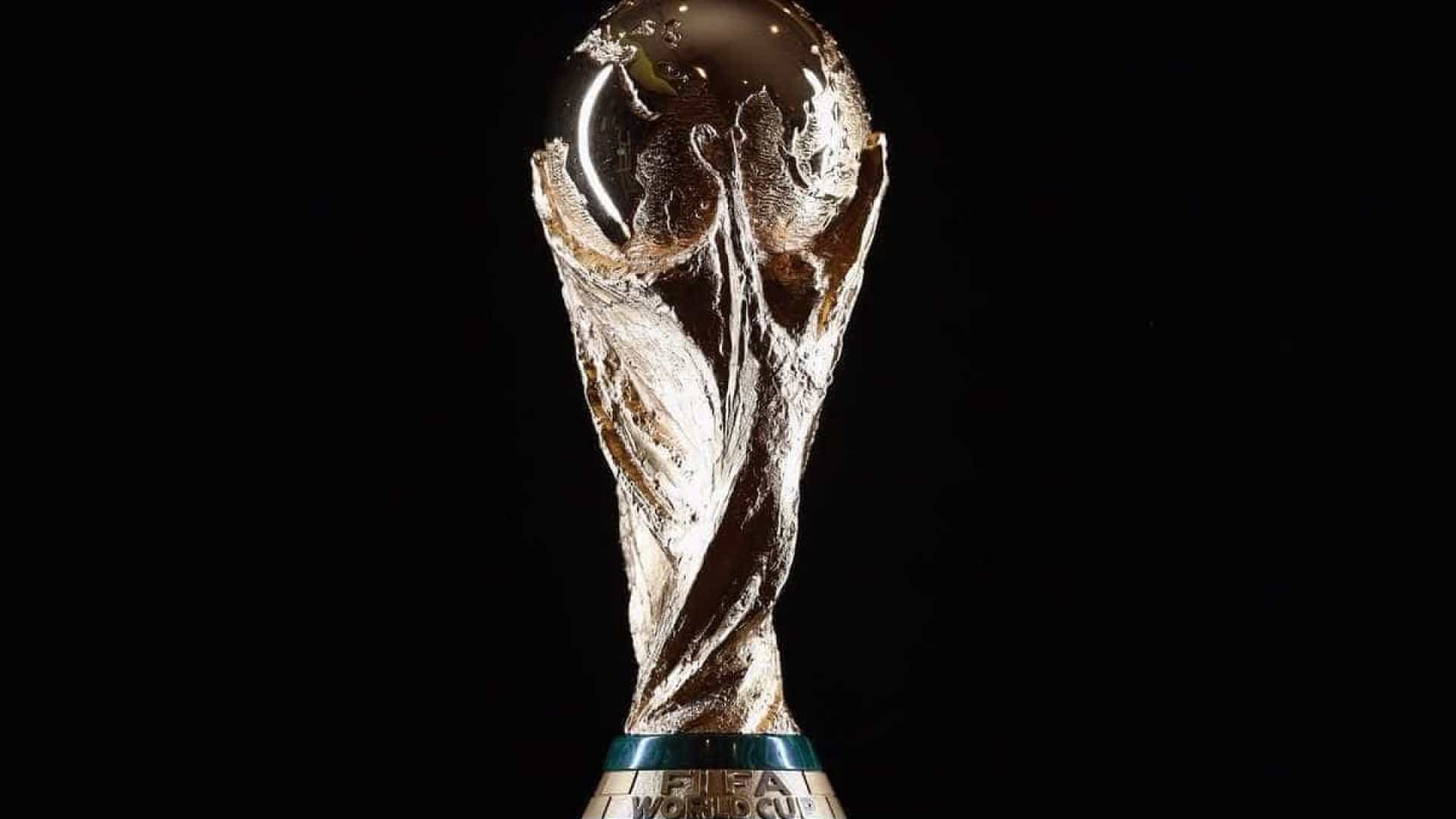 Confira a tabela com os jogos da Copa do Mundo Rússia 2018