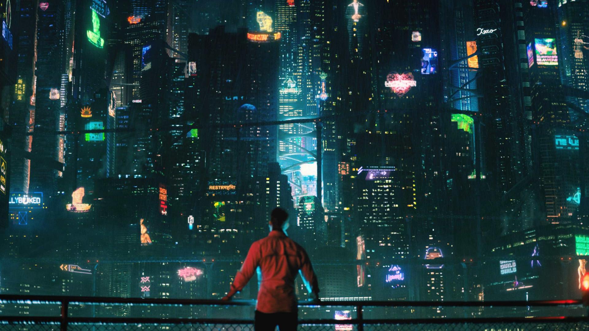 Netflix apresenta trailer para Altered Carbon