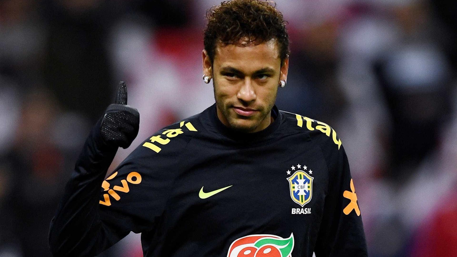 Neymar diz que seleção 'resgatou o respeito'
