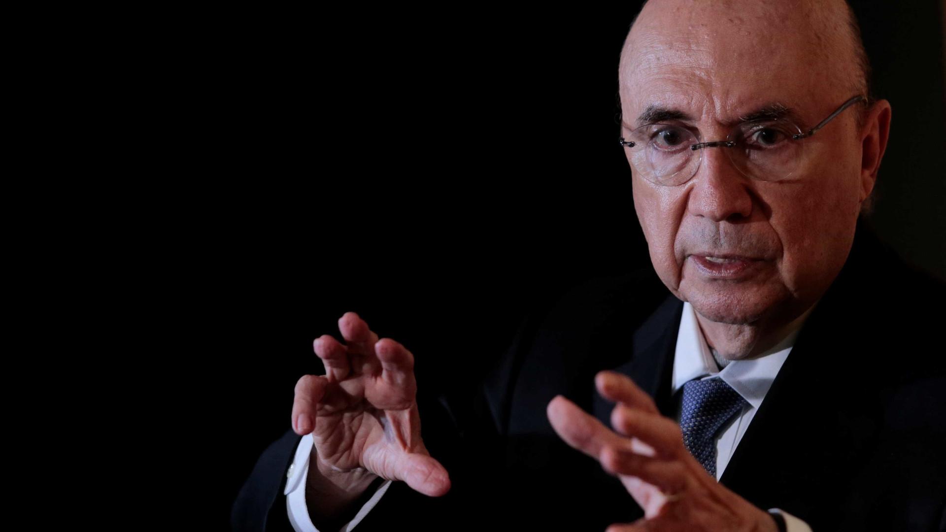 Sem reforma da Previdência, taxa de juros pode subir, diz Meirelles