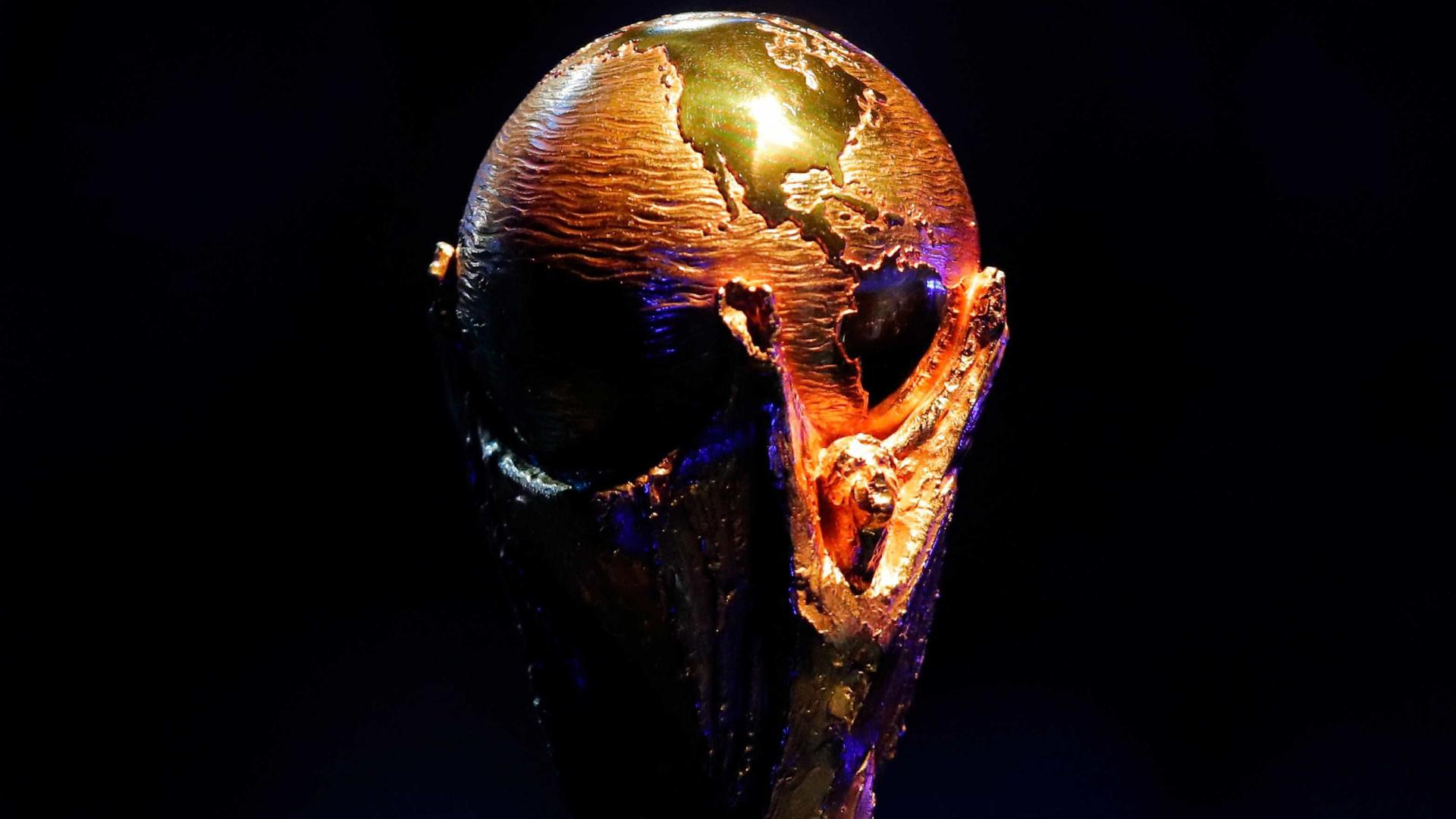 Faltam 7 dias para a Copa do Mundo; confira os jogos da primeira rodada