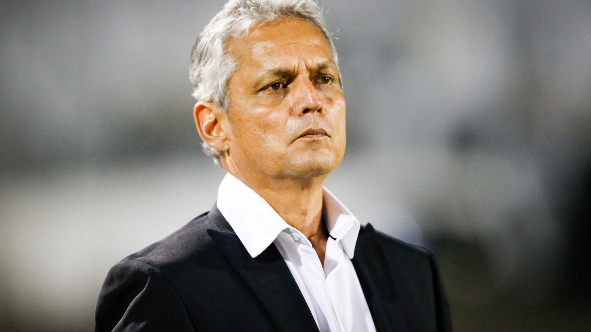 Técnico Reinaldo Rueda pode deixar o Flamengo em 2018