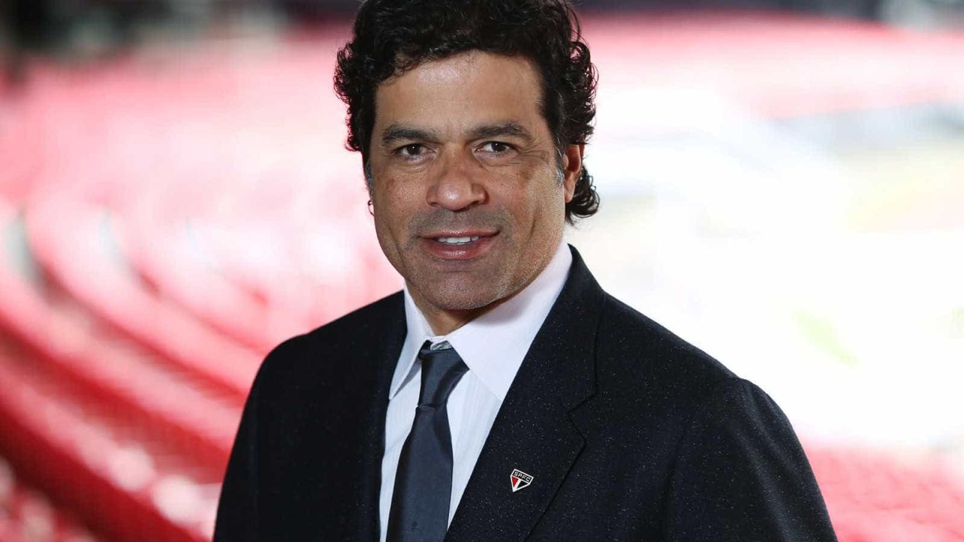 Raí aceita o convite de Leco e será o novo diretor-executivo do SP