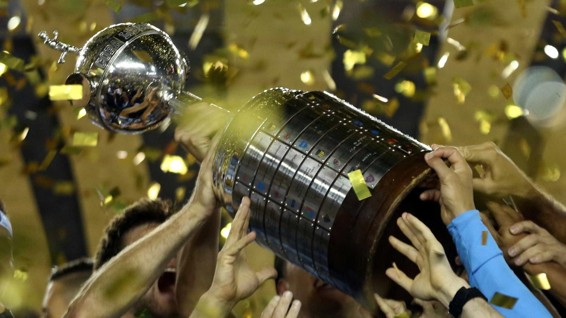 Conmebol desiste de jogo único na final da Libertadores 2018