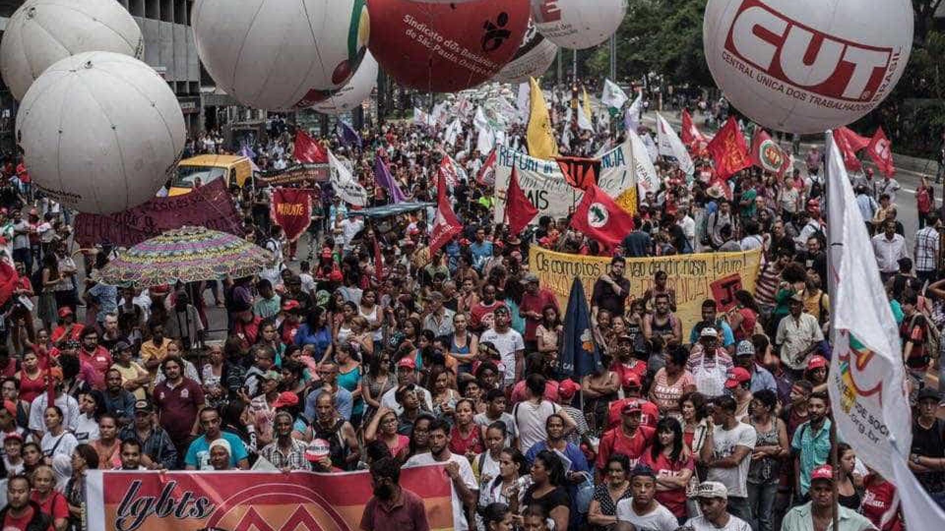 Trabalhadores rurais fazem greve de fome contra reforma da Previdência