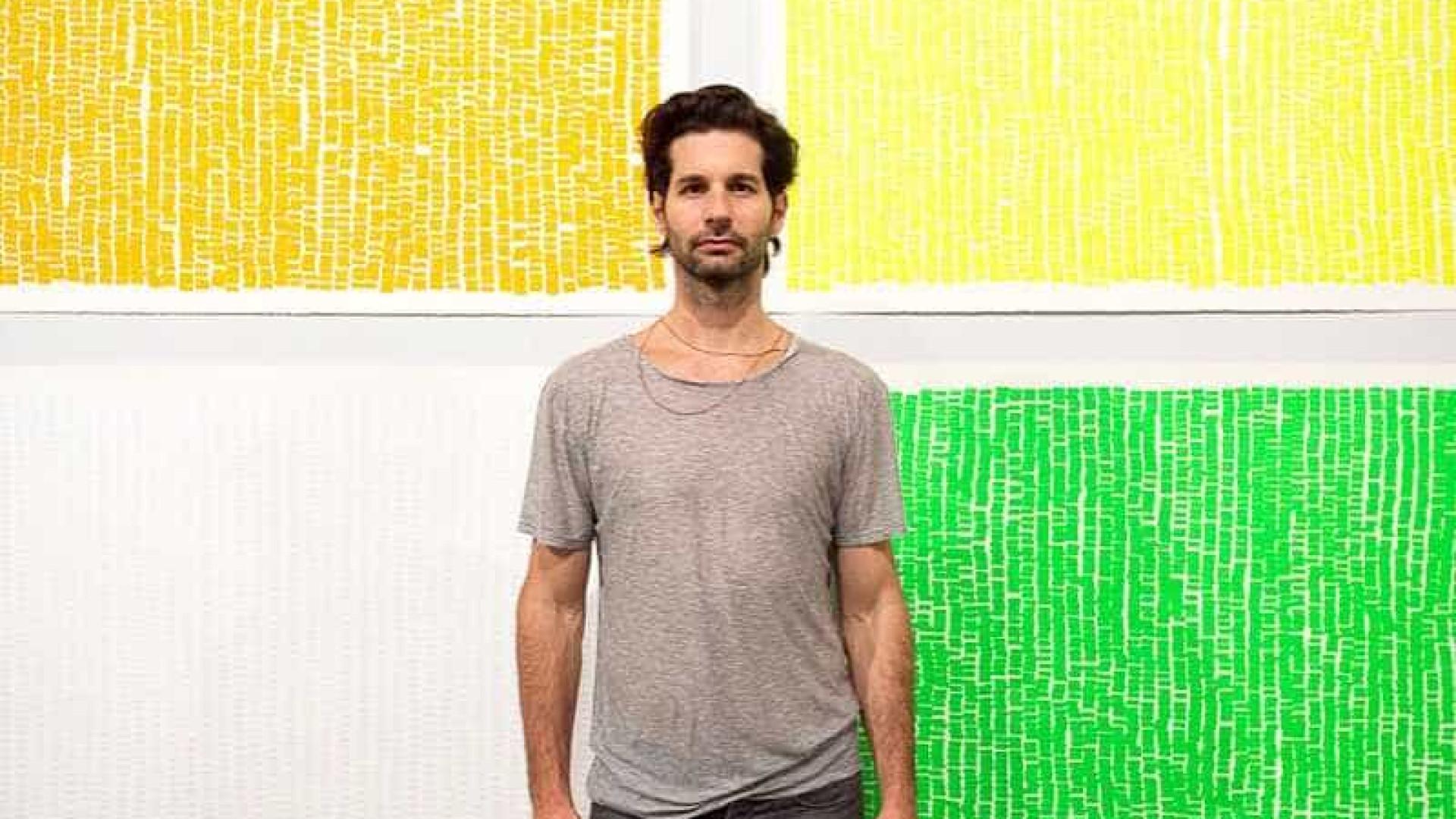 Lucio Salvatore faz exposição inédita no MAM Rio