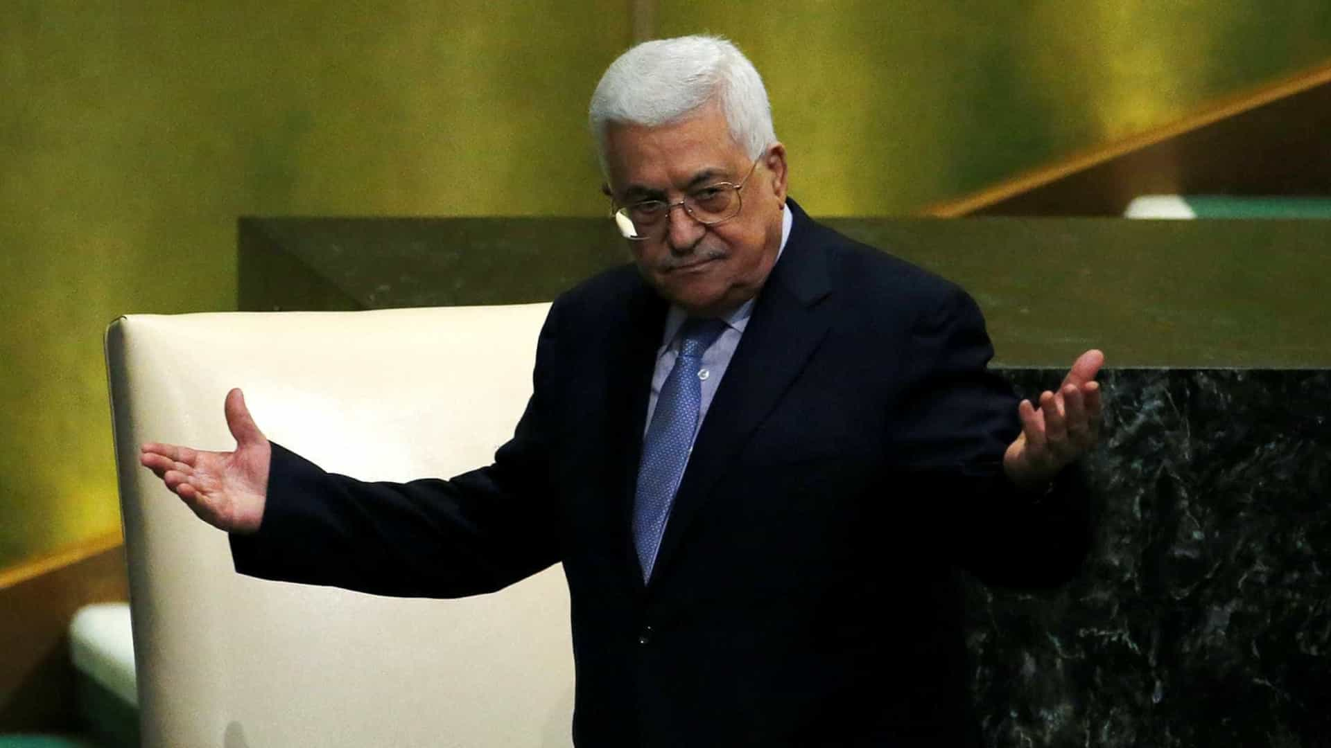 Jerusalém é 'eterna capital da Palestina', diz Abbas