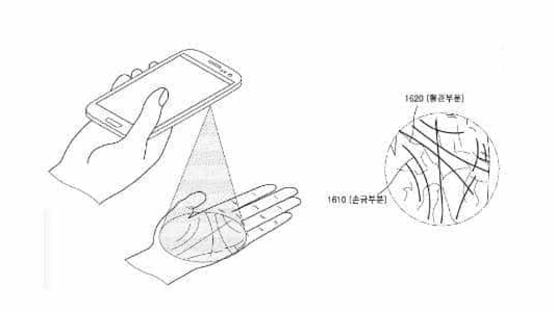 Samsung testa ferramenta 'cartomante' de leitura de linhas das mãos