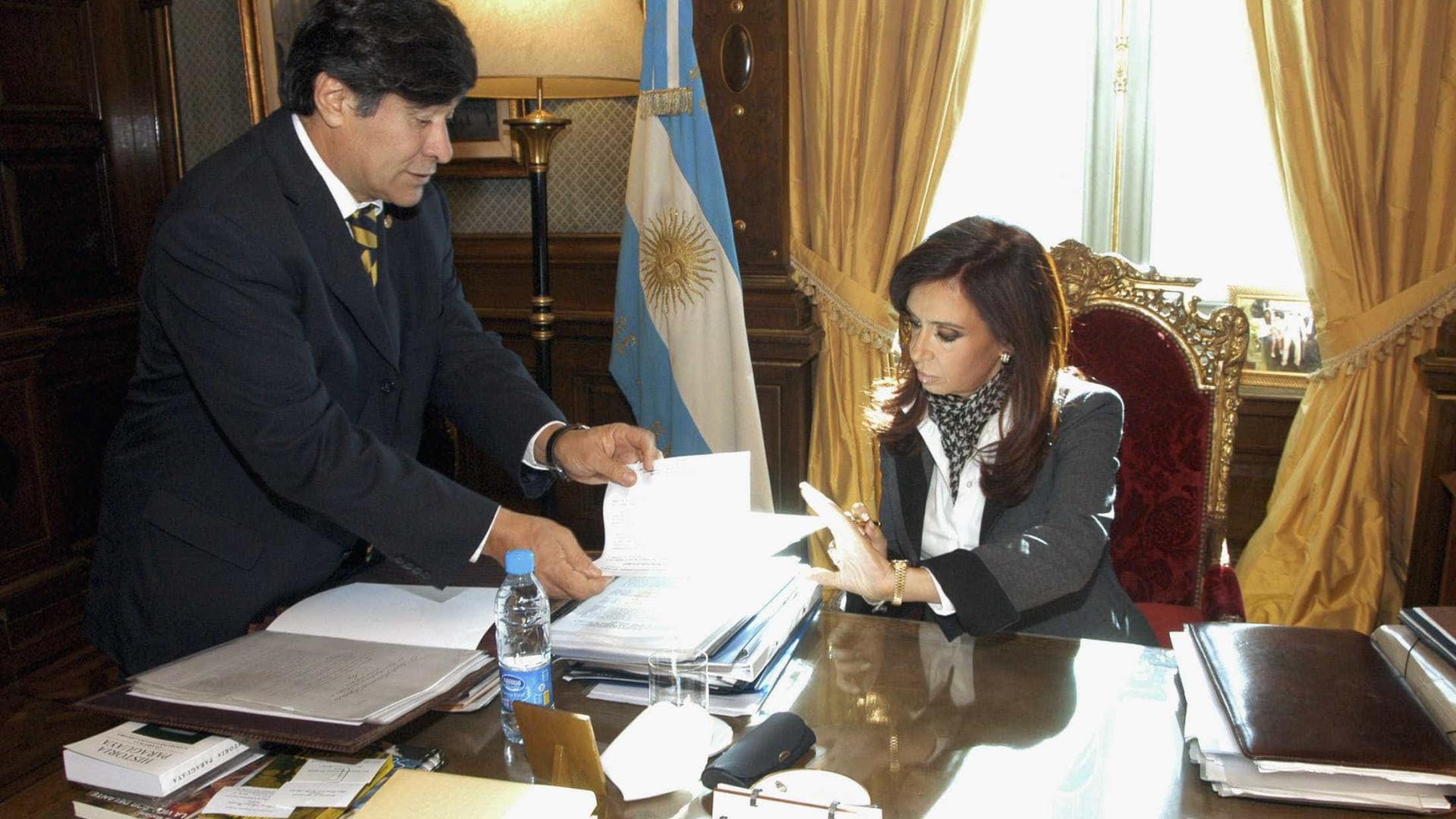 Ex-secretário de Cristina Kirchner é preso em Santa Cruz, Argentina