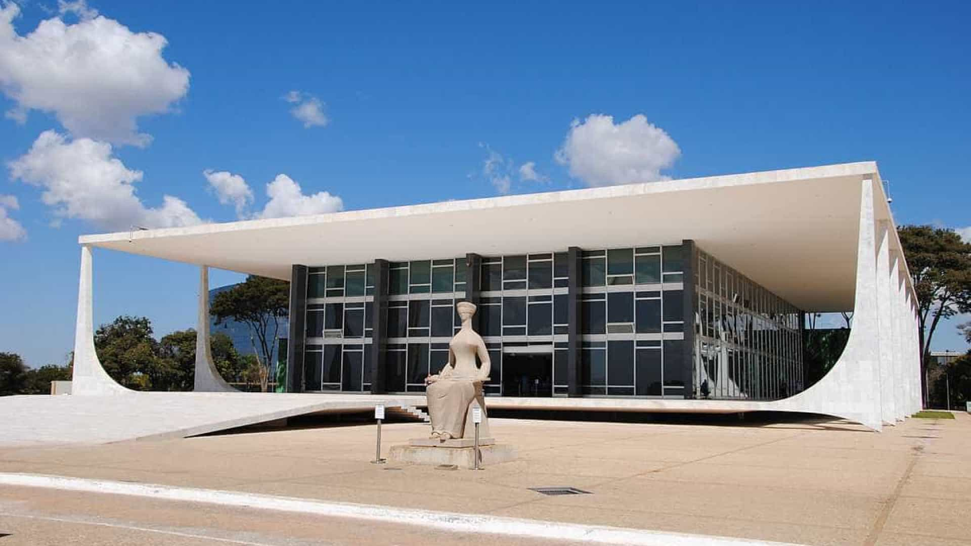 Ministros do STF passam a contar com 'área VIP' em aeroporto