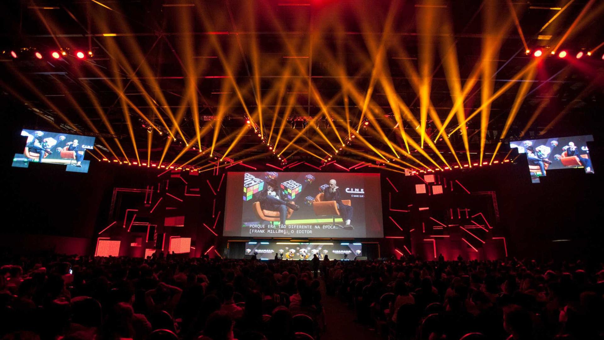 Com Will Smith, Comic Con Experience começa em SP