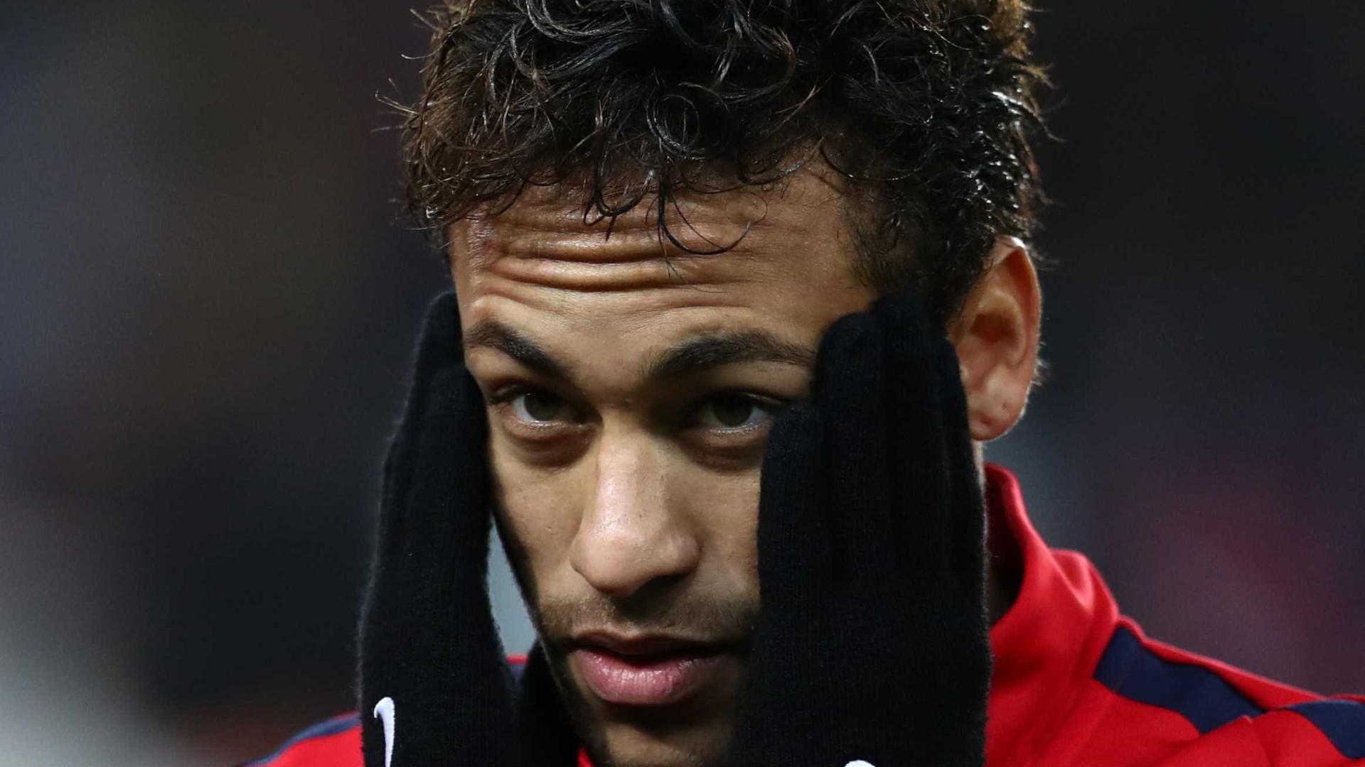 Neymar tinha mais facilidade de ganhar a Bola de Ouro em Madrid
