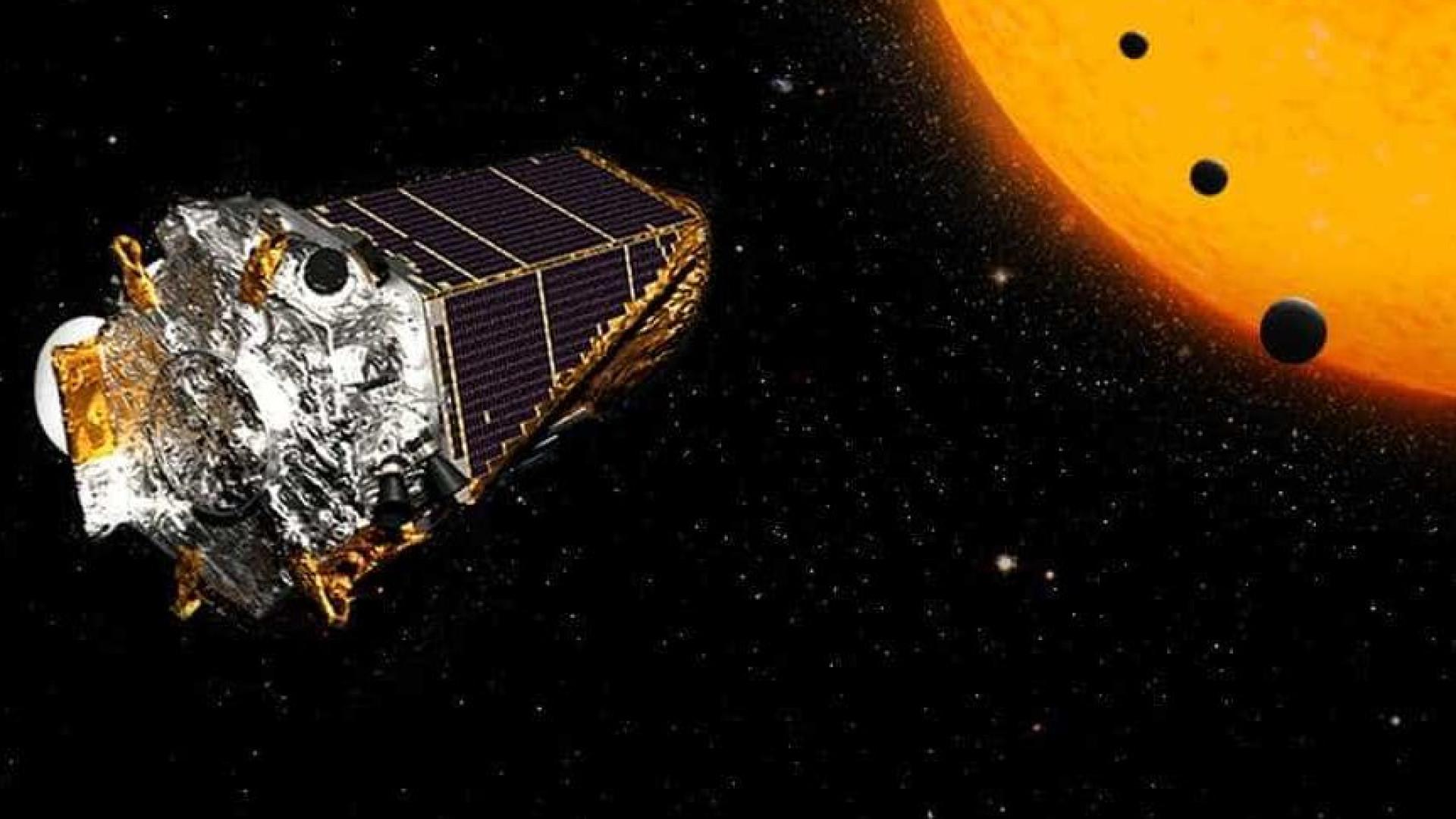 O 'caçador de planetas' da Nasa voltou para uma nova missão