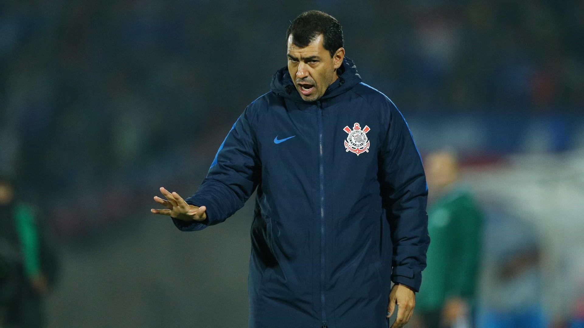 Carille diz que negociação com Corinthians está adiantada
