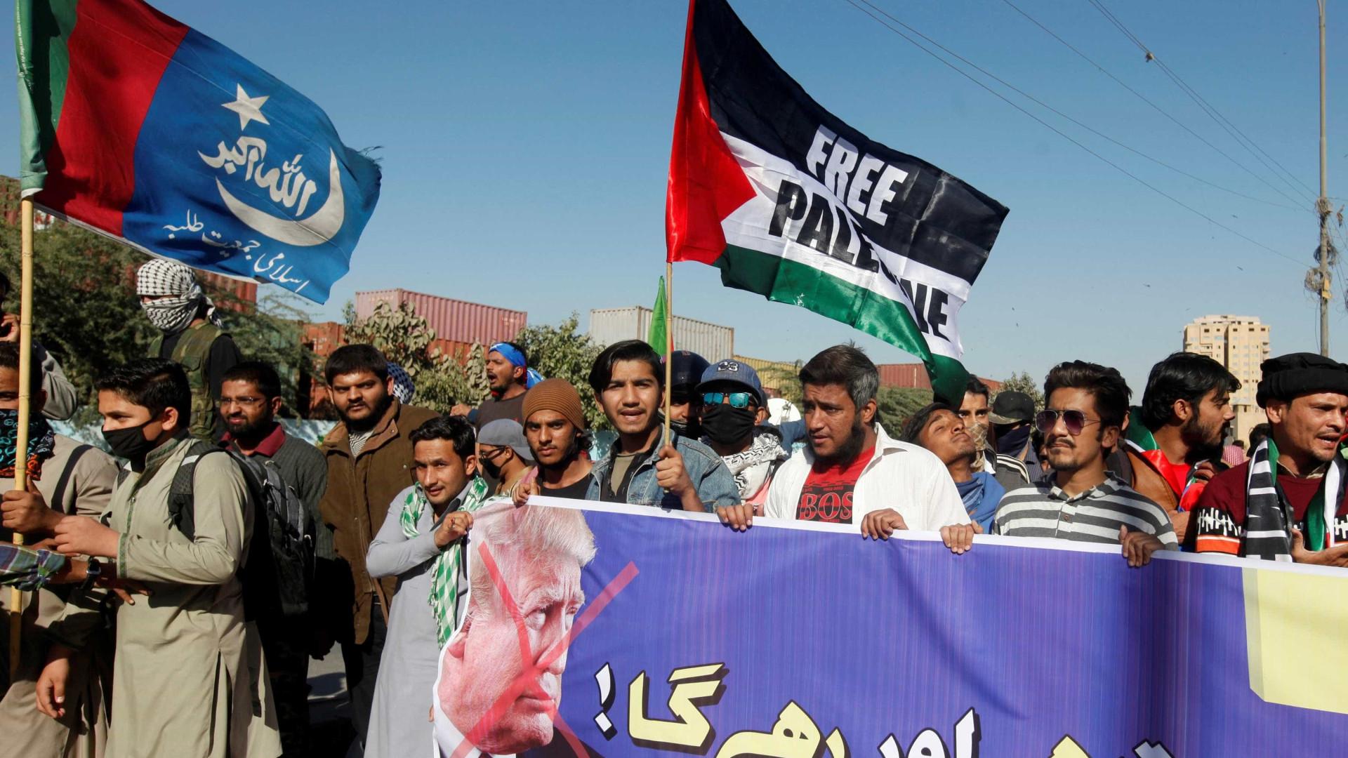 Erdogan: Nações muçulmanas querem anular na ONU decisão dos EUA
