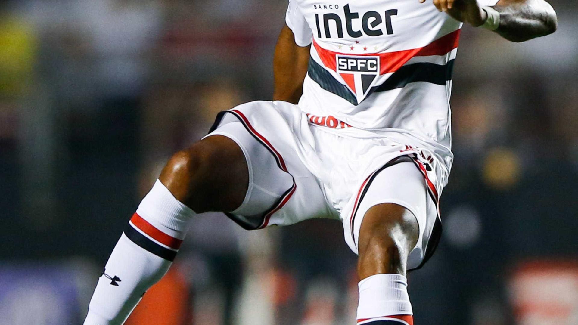 Lesionado, Jucilei vai desfalcar o São Paulo contra o Corinthians