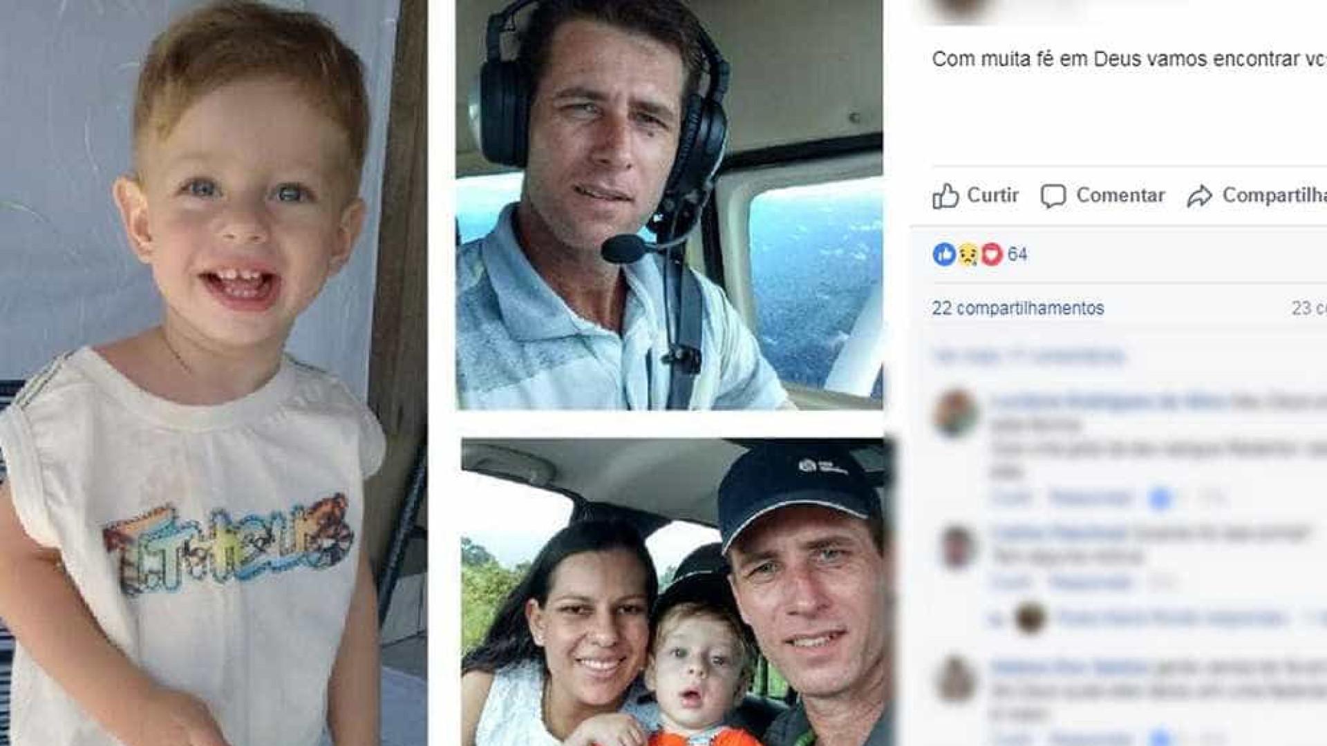FAB encontra 'vestígios' que pode ser de avião desaparecido em MT