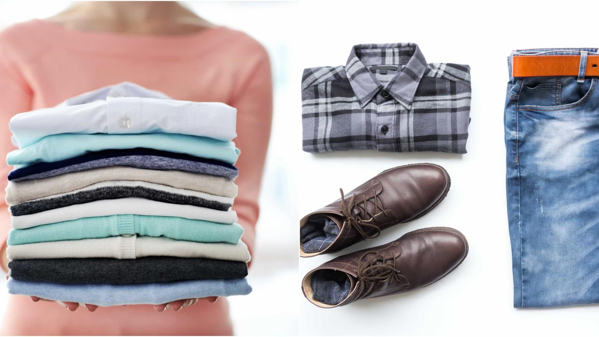 30 dicas para preservar suas roupas e calçados