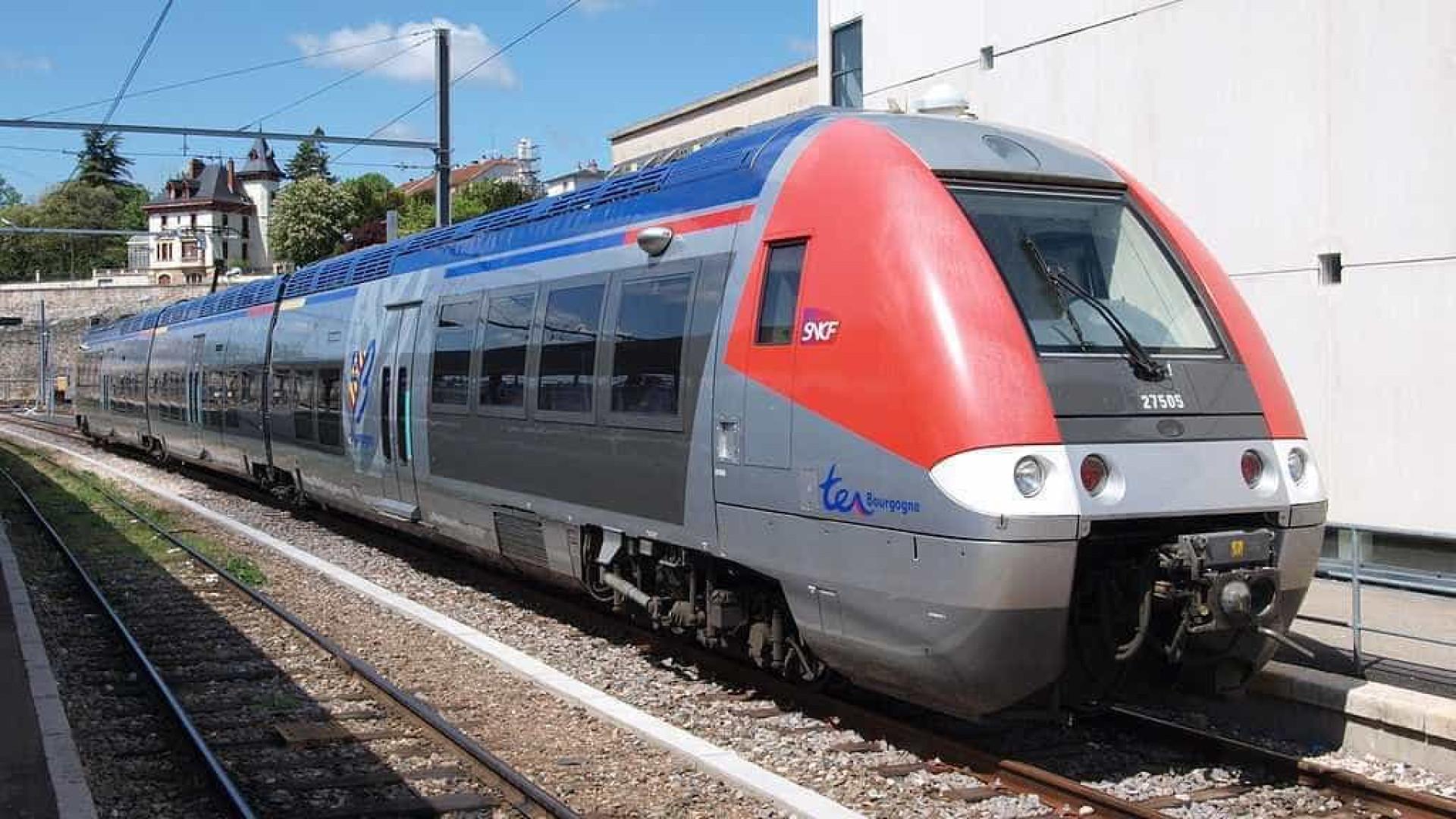 França colisão entre ônibus escolar e trem deixa vítimas fatais