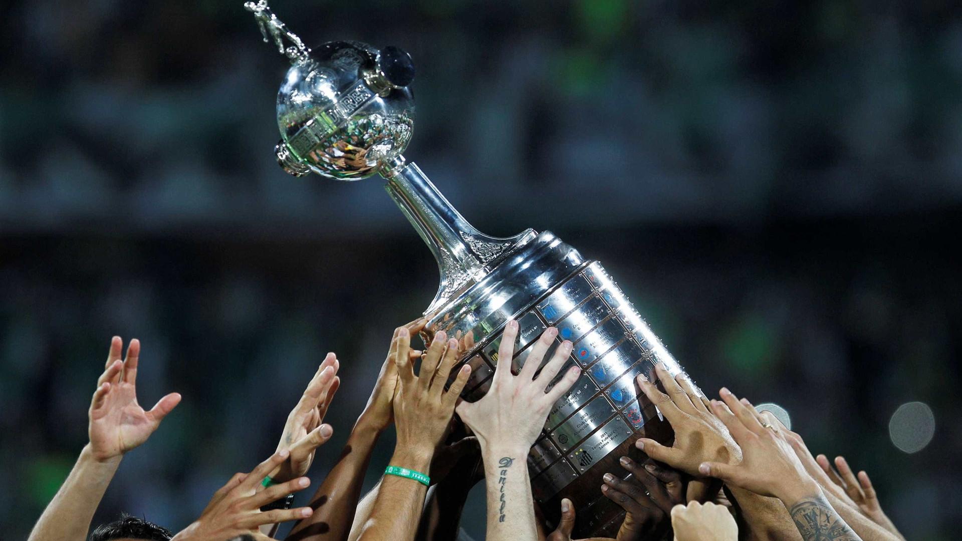 Palmeiras pega o Boca, Corinthians encara Independiente e Fla enfrentará o River